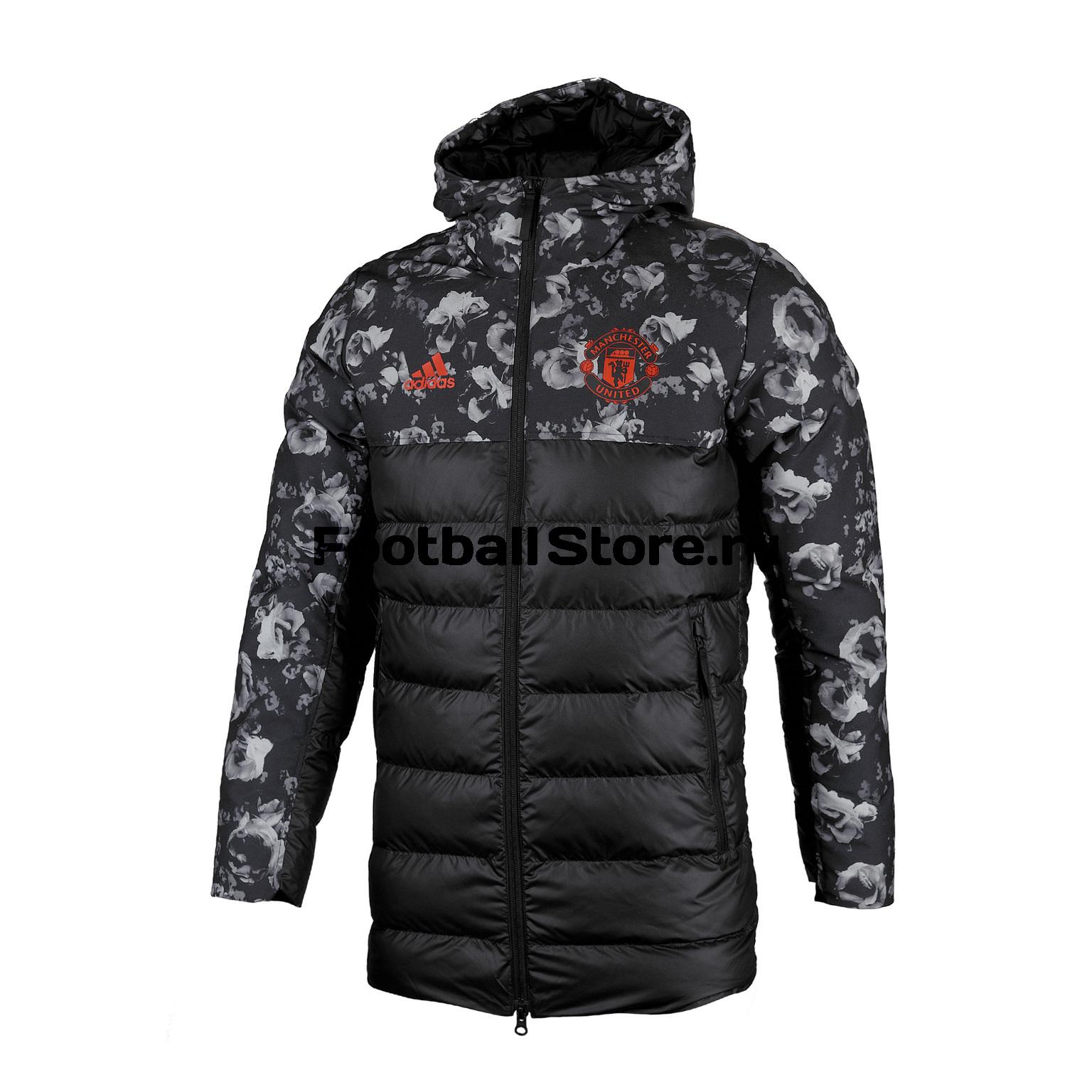 купить Куртка утепленная Adidas Manchester United DX9066 дешево