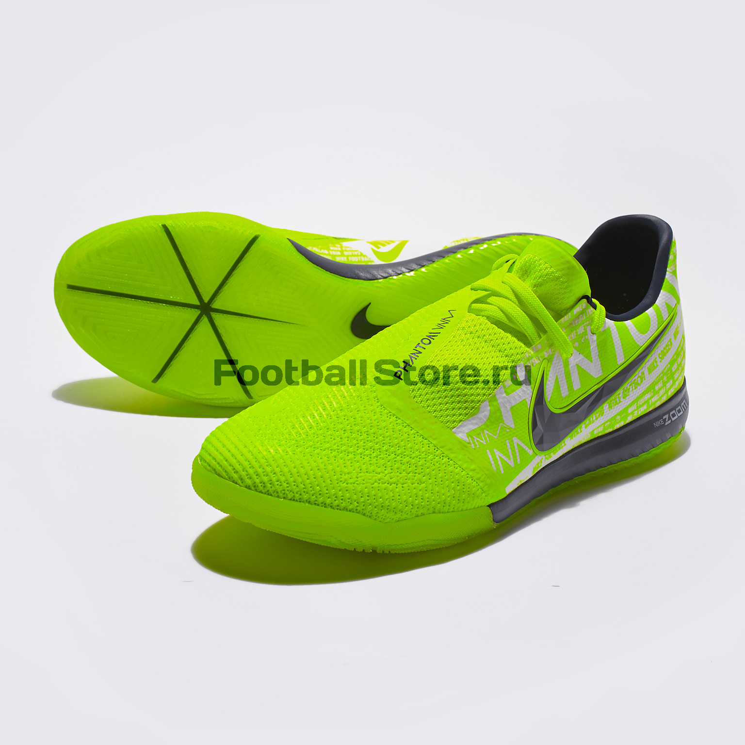 Футзалки Nike Zoom Phantom Venom Pro IC BQ7496-717