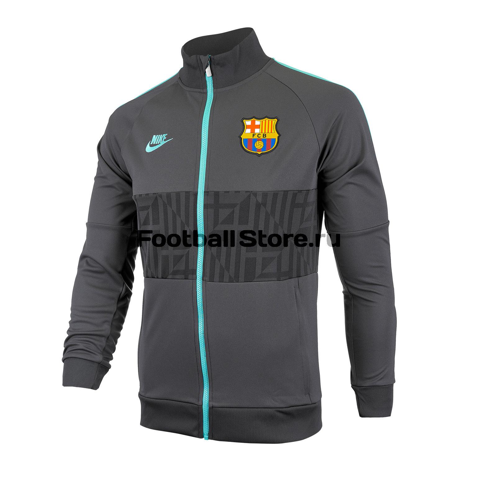 Олимпийка Nike Barcelona I96 BV2606-070 цена и фото