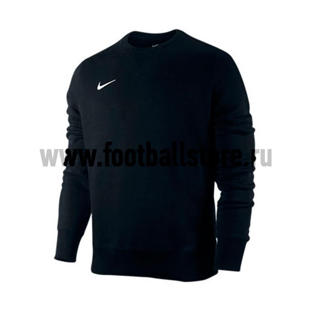 Свитера/Толстовки Nike Толстовка Nike TS Core Fleece LS Crew 455664-010