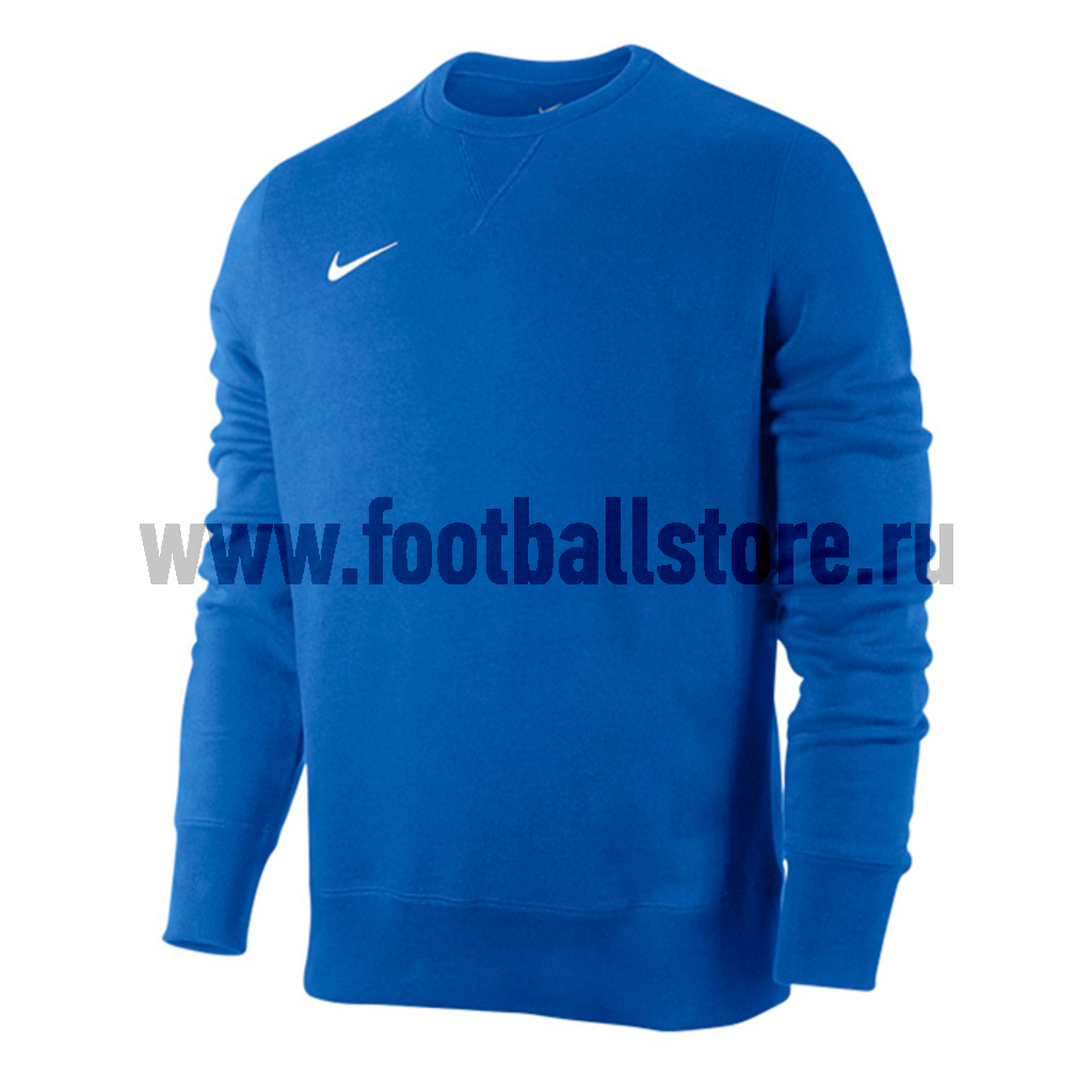 Свитера/Толстовки Nike Толстовка Nike ts core Fleece LS Crew 455664-463
