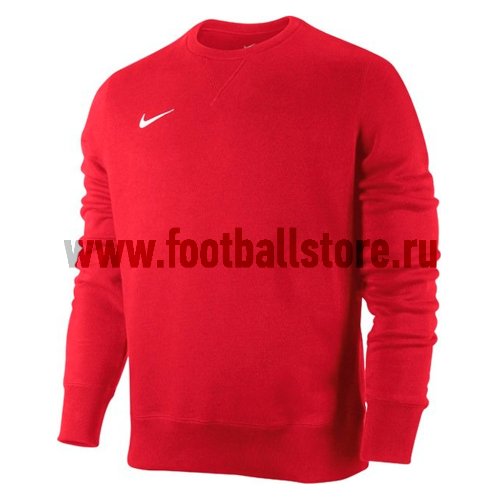 Свитера/Толстовки Nike Толстовка Nike ts core fleece ls crew