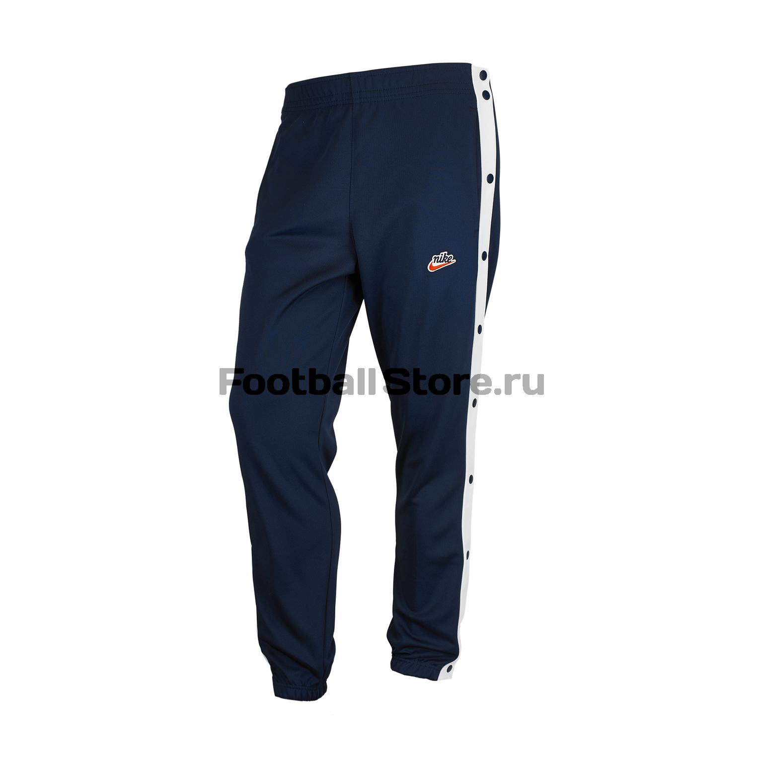 Брюки Nike Pant Tearaway BV2627-410 цена 2017
