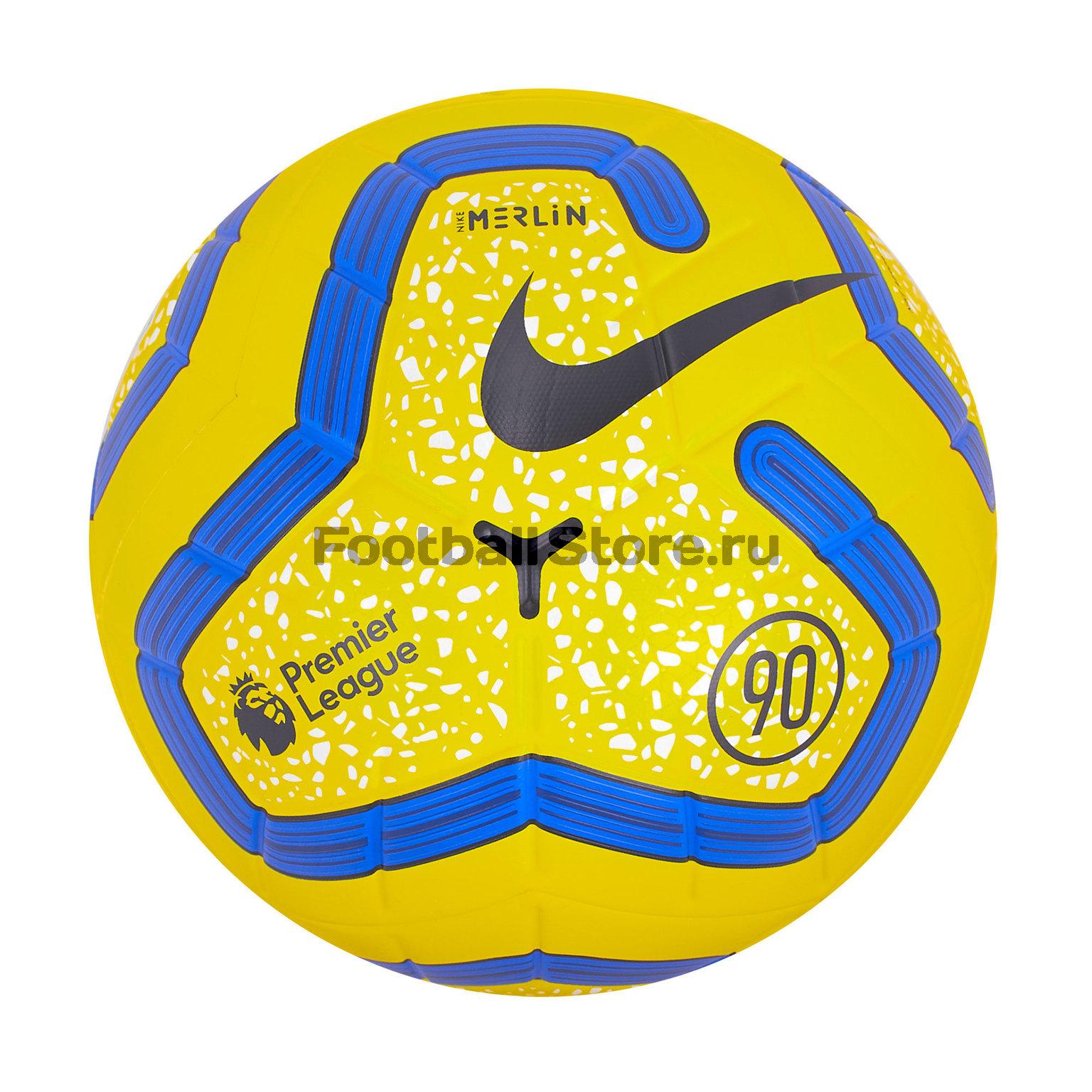 Футбольный мяч Nike PL Merlin SC3549-710 цена в Москве и Питере