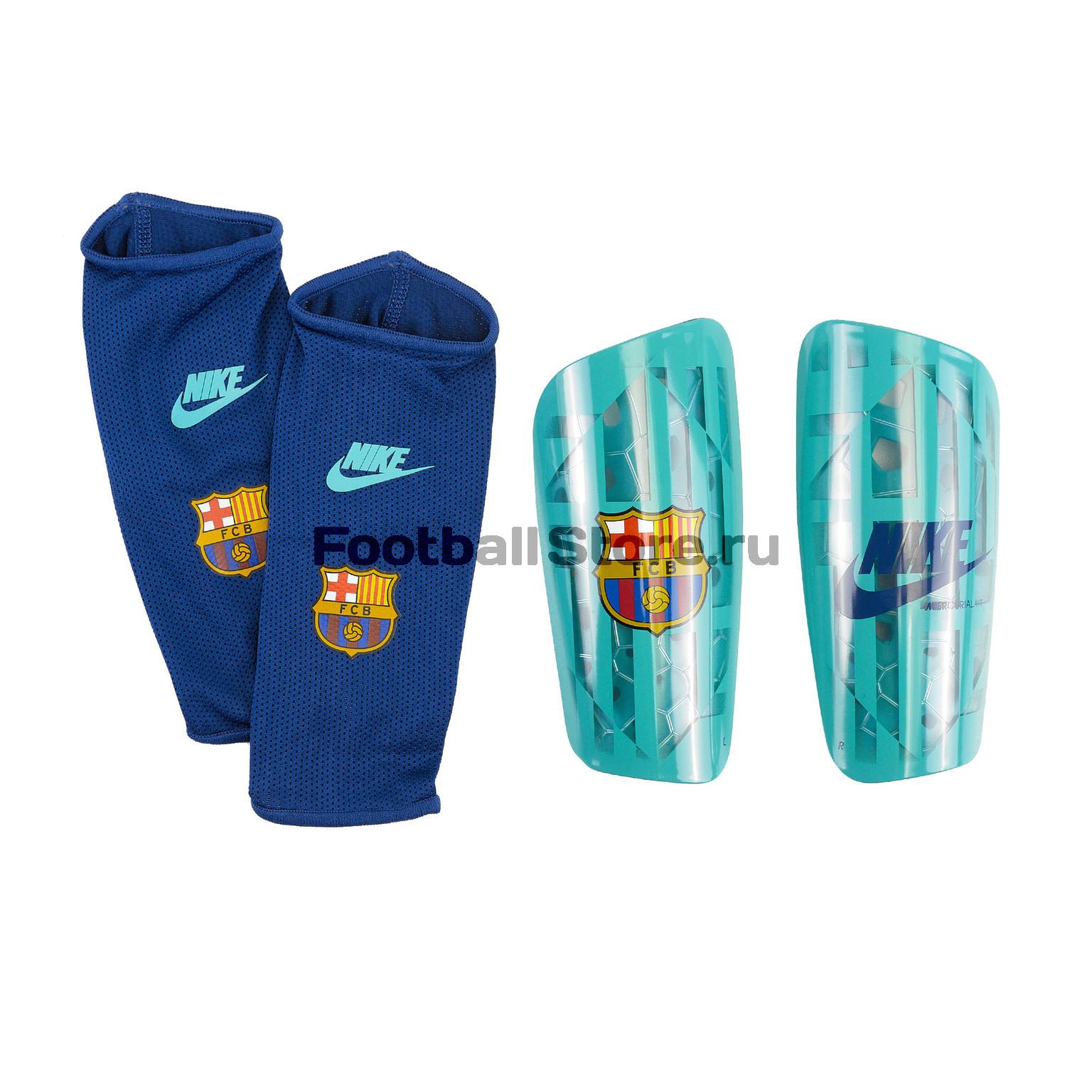 Щитки Nike Barcelona Mercurial Lite SP2171-309 цена