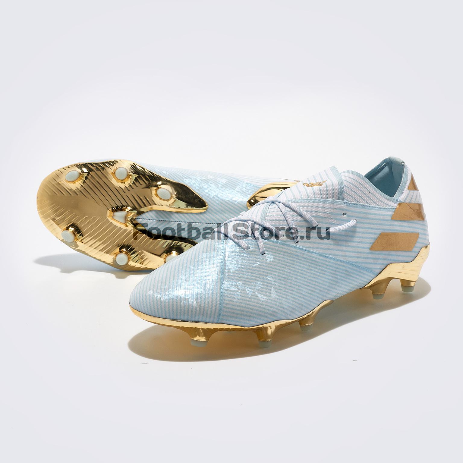 Бутсы Adidas Nemeziz Messi 19.1 FG 15Y EE7849