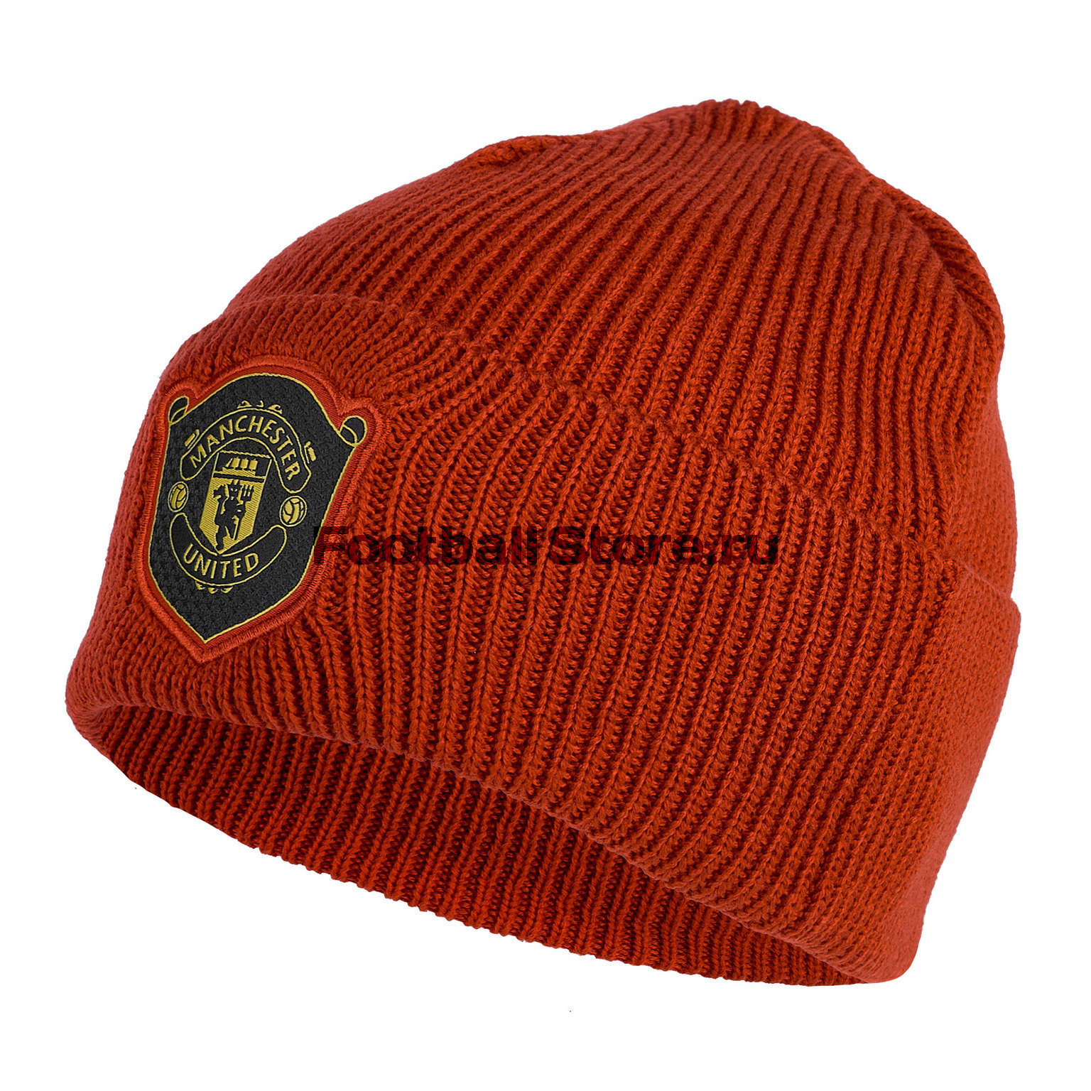Шапка Adidas Manchester United Woolie DY7697 цена