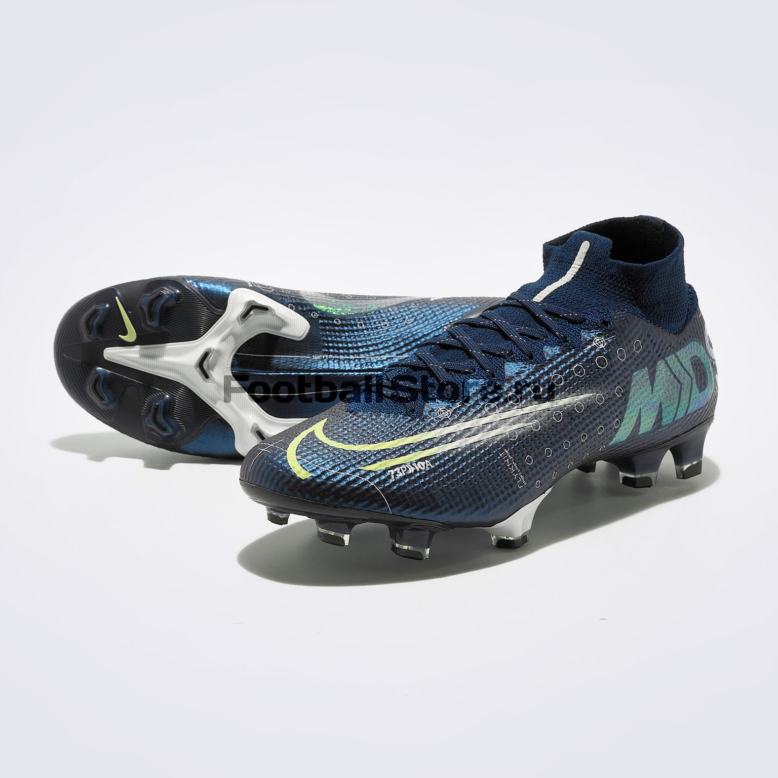 Бутсы Nike Superfly 7 Elite MDS FG BQ5469-401 nike nike push up grip 2 0
