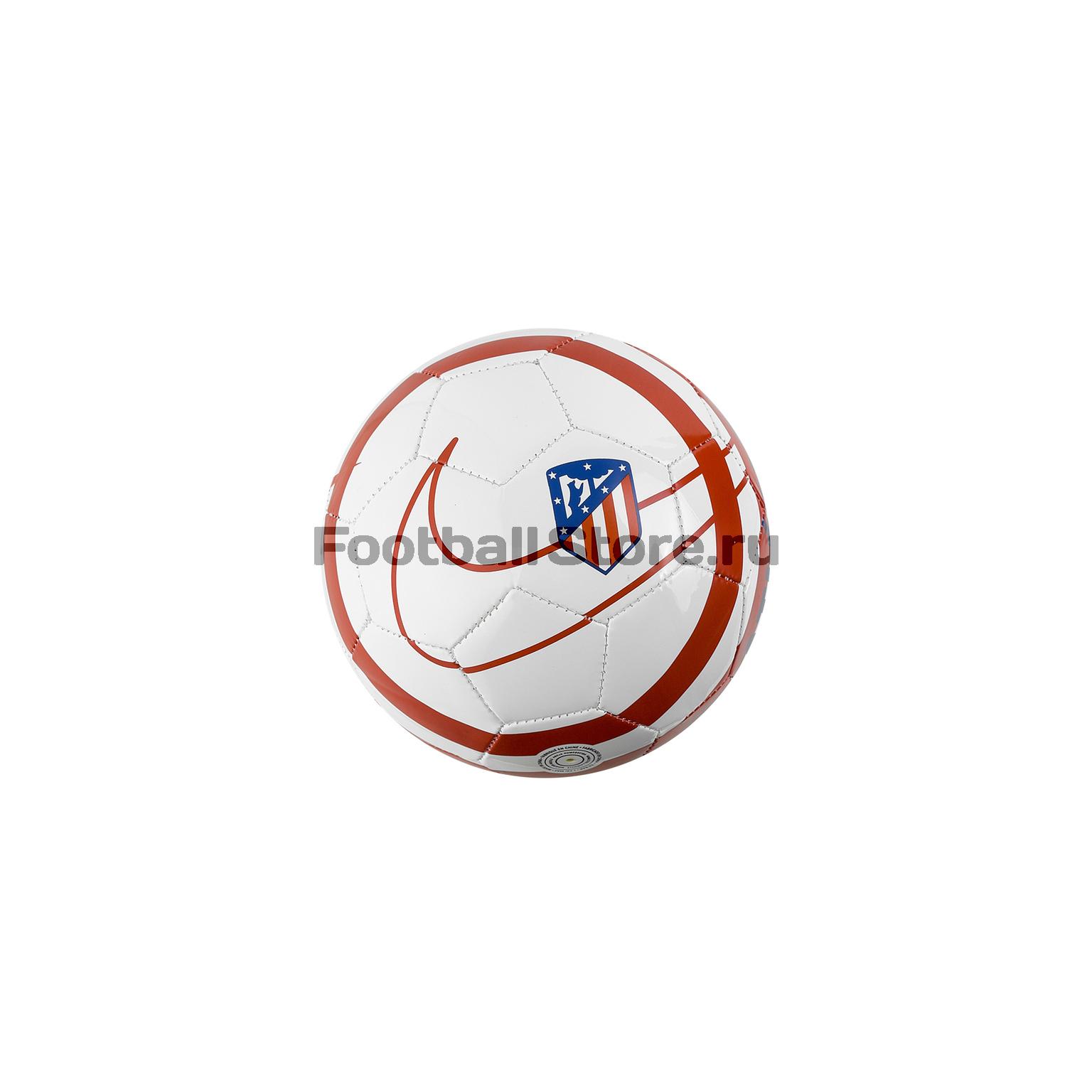 Мяч сувенирный Nike Atletico Madrid SC3610-100