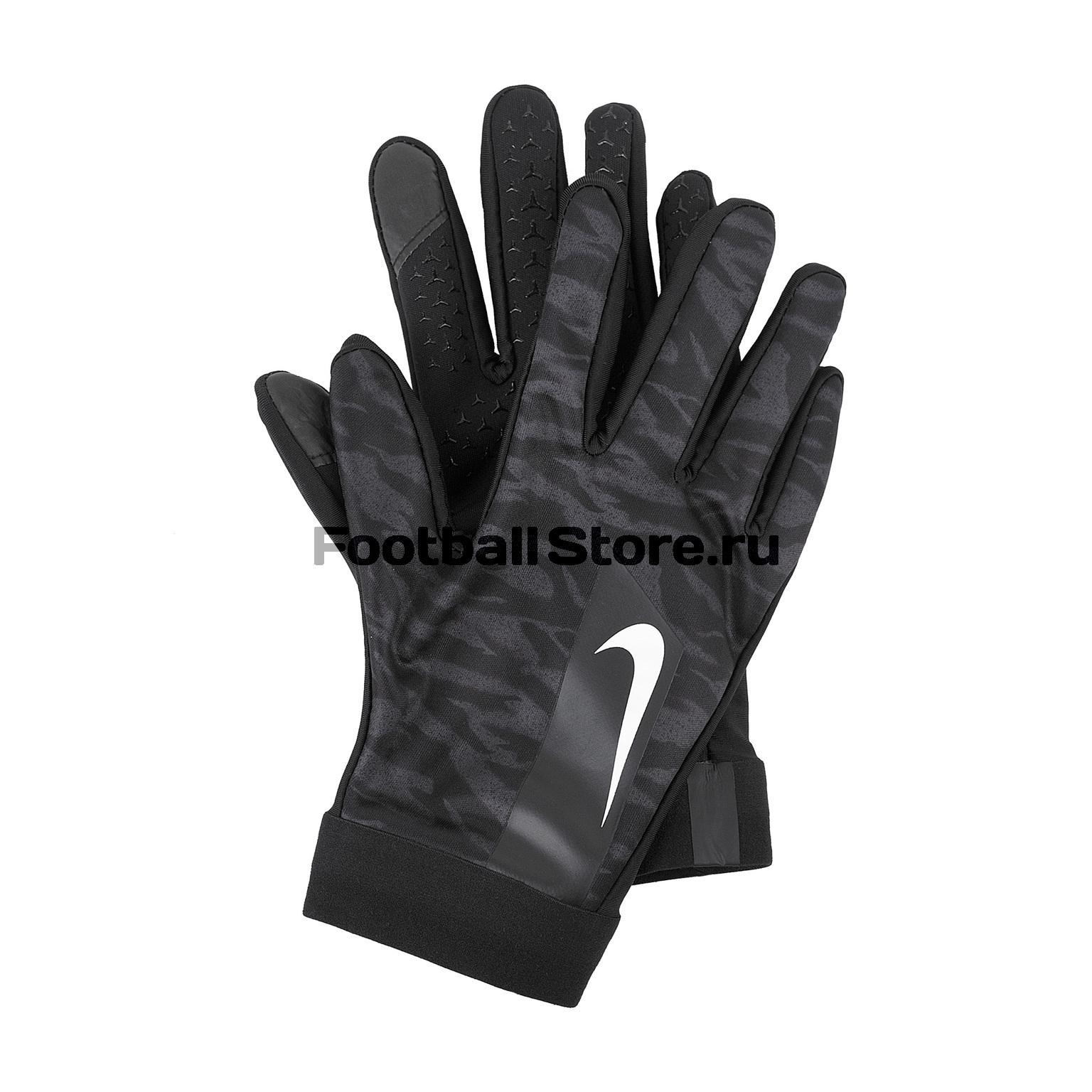 Перчатки тренировочные Nike Hyperwarm GS3900-010 цена