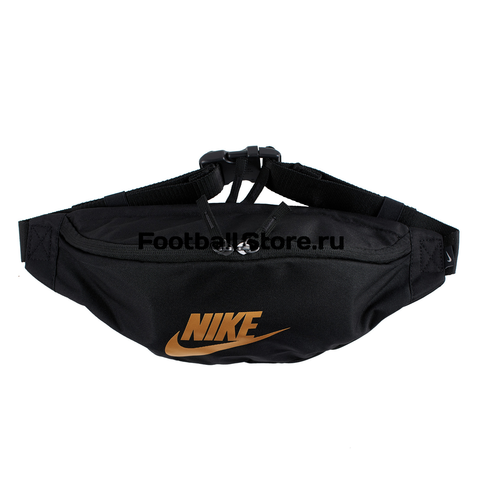 купить Сумка на пояс Nike Heritage Hip Pack BA5750-011 по цене 1490 рублей