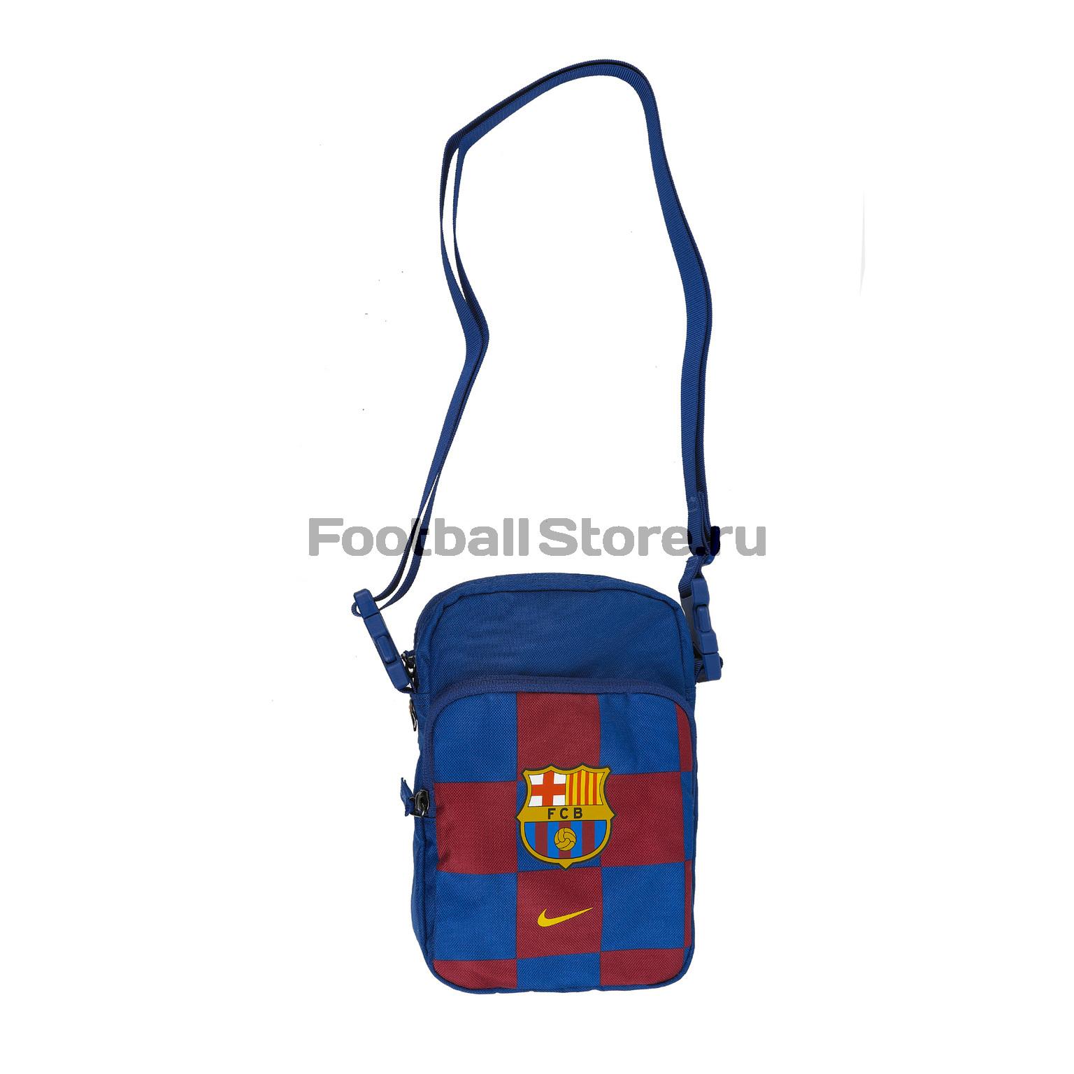 купить Сумка на ремне Nike Barcelona BA5943-455 дешево