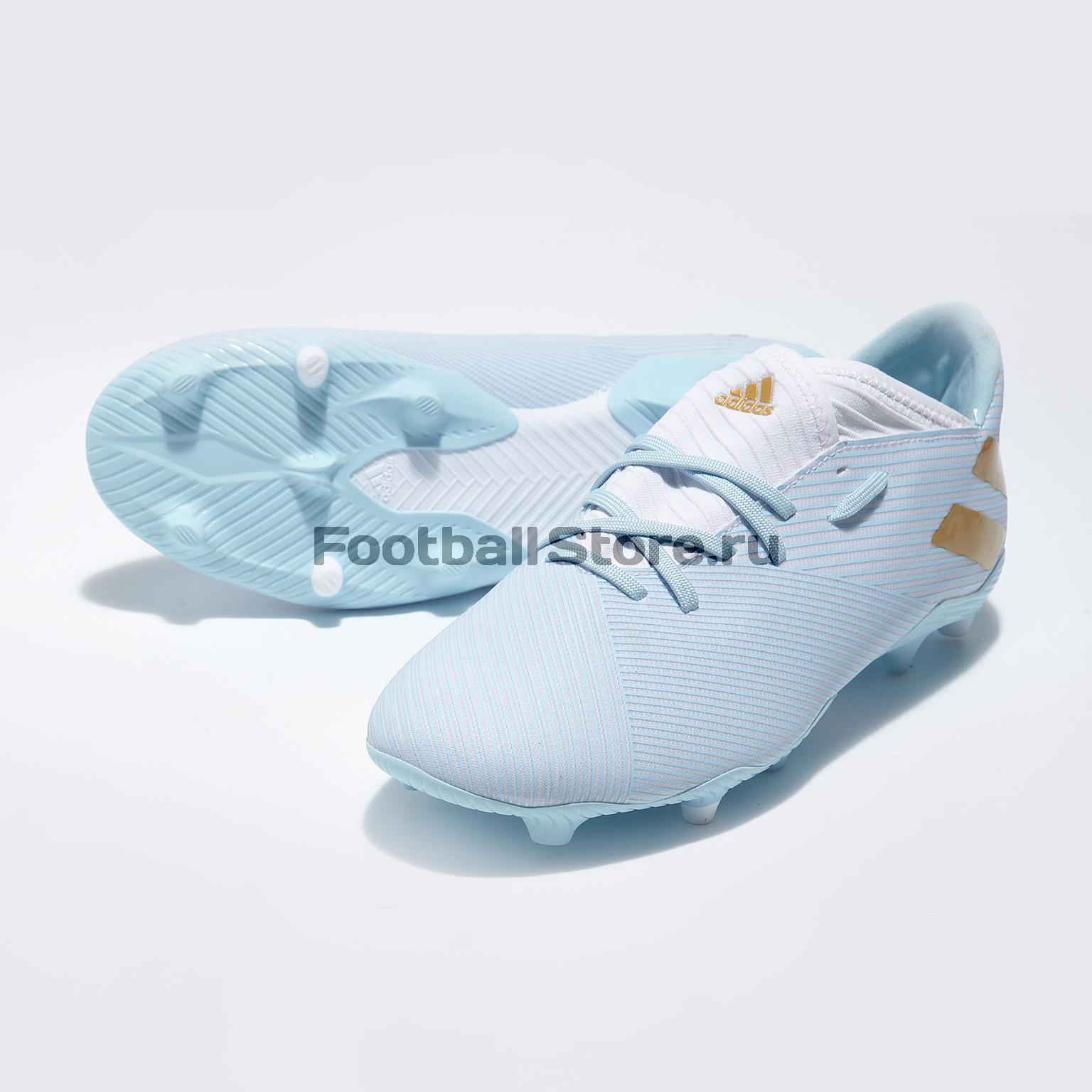 Бутсы Adidas Nemeziz Messi 19.3 FG 15Y EE7929