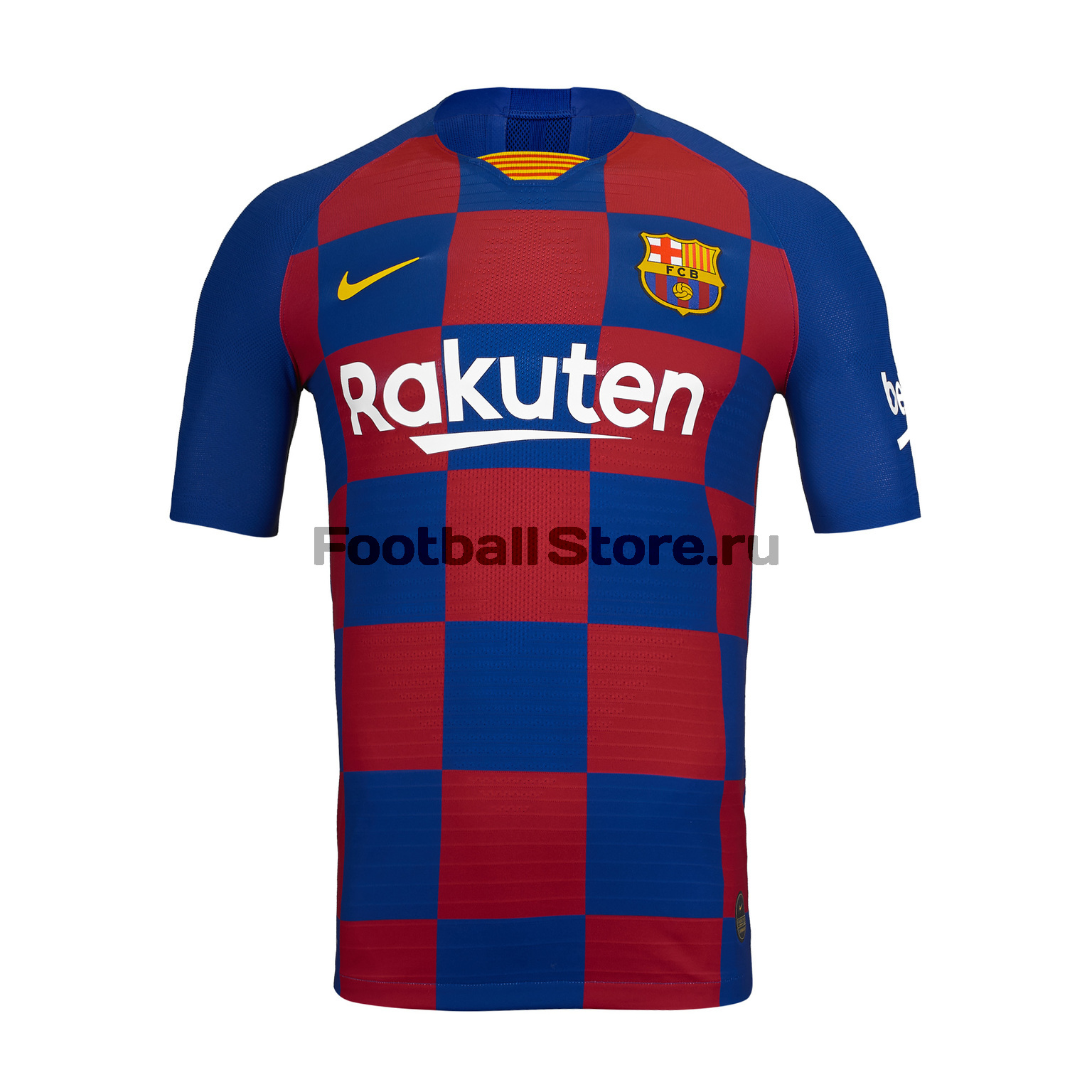 Оригинальная домашняя футболка Nike Barcelona 2019/20