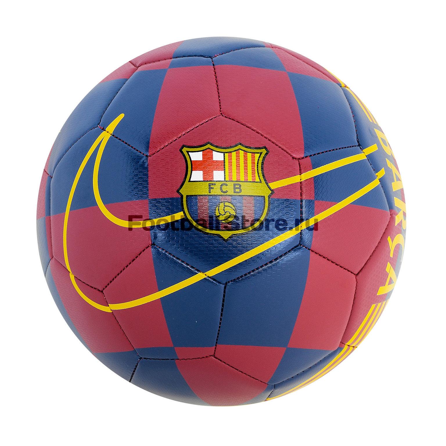 купить Футбольный мяч Nike Barcelona Prestige SC3669-455 дешево