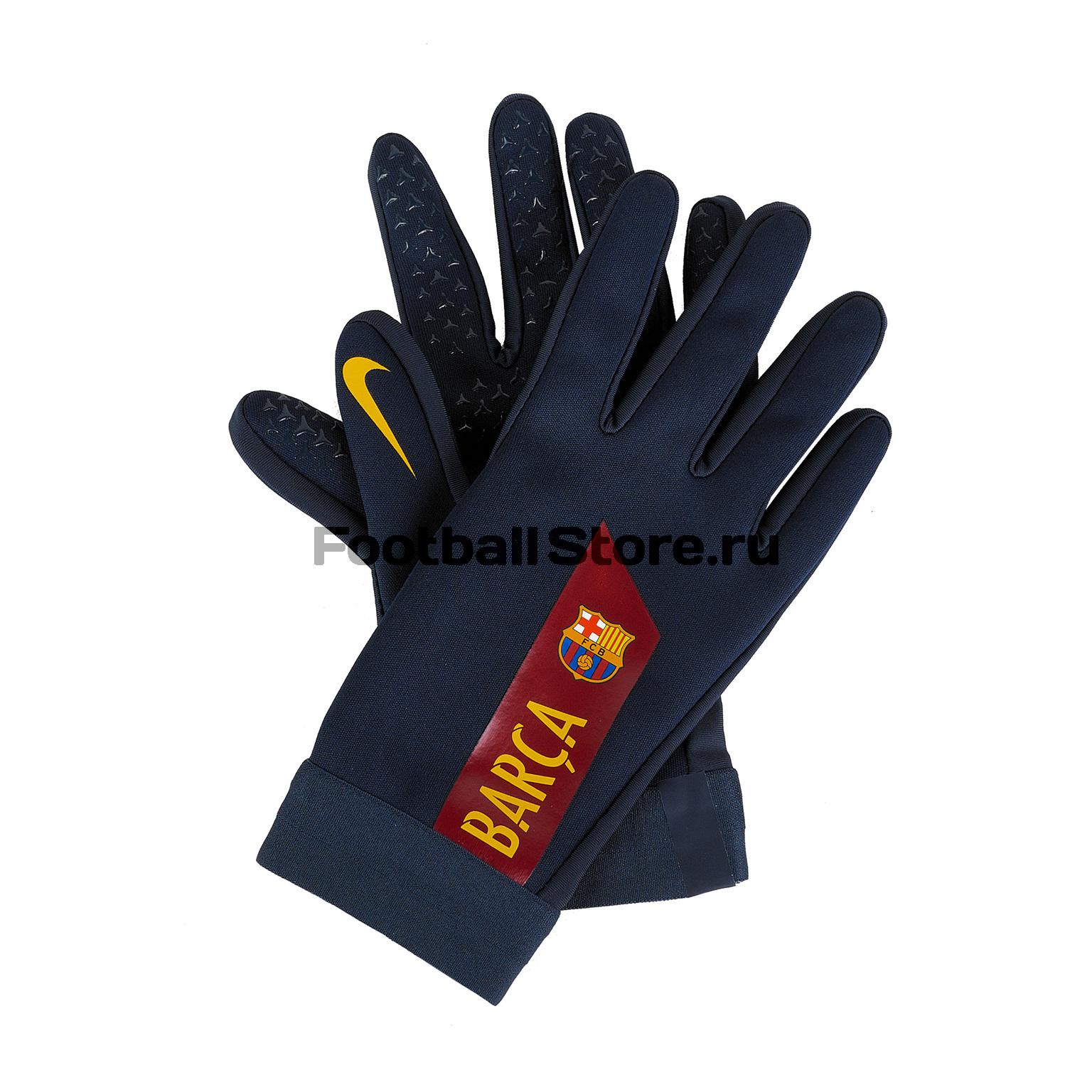 Перчатки тренировочные детские Nike Barcelona GS0391-451