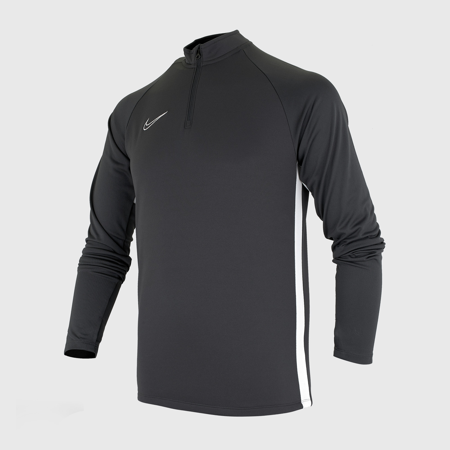 цена Свитер тренировочный подростковый Nike Academy19 Dril Top AJ9273-060 онлайн в 2017 году