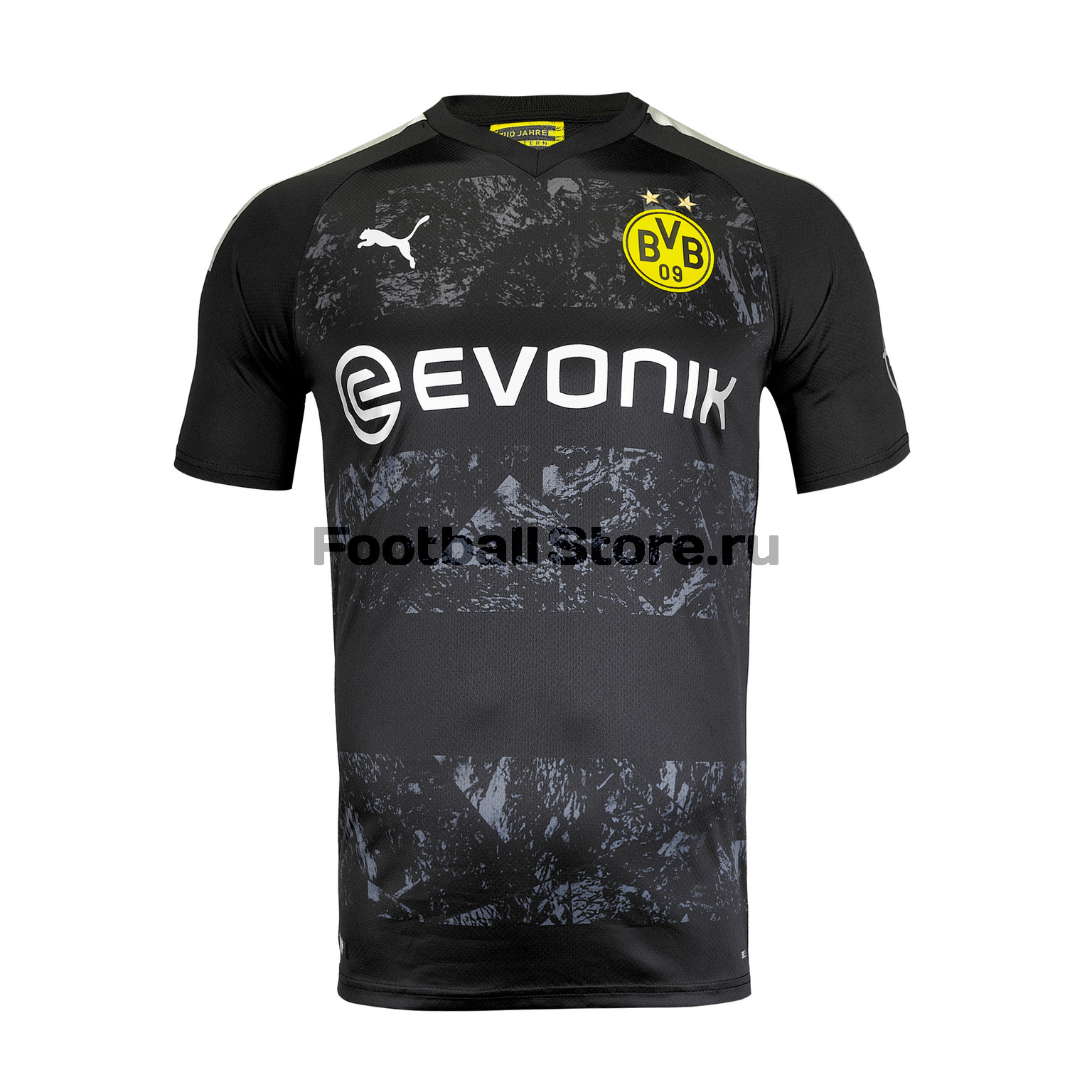 Футболка игровая выездная Puma Borussia 2019/20 костюм спортивный puma puma pu053ebegdc3
