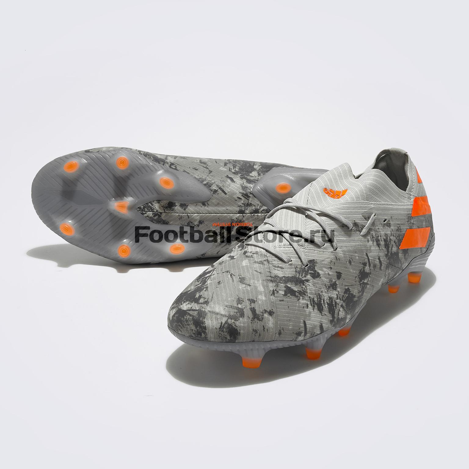 Бутсы Adidas Nemeziz 19.1 FG EF8281
