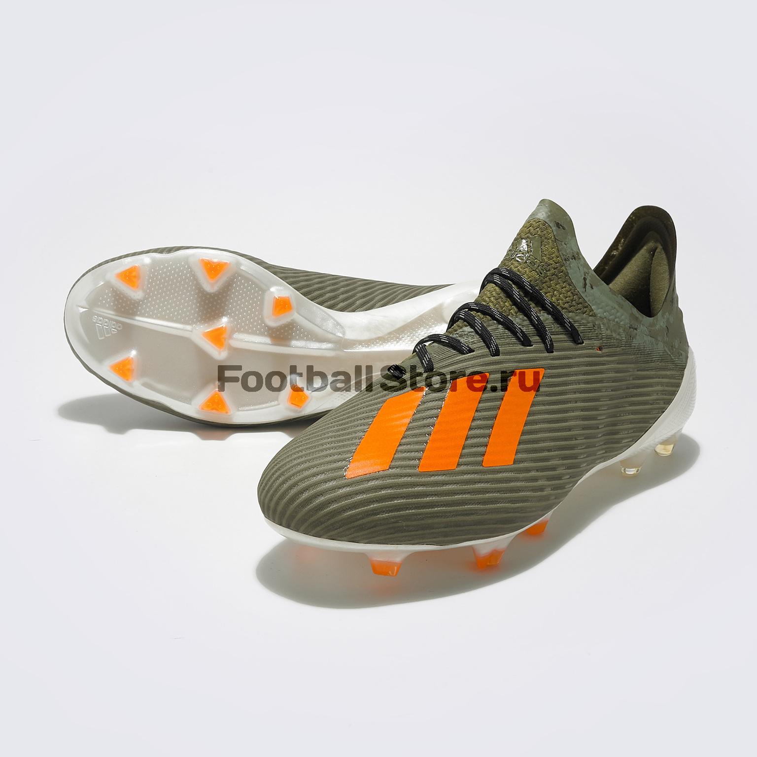 Бутсы Adidas X 19.1 FG EF8296