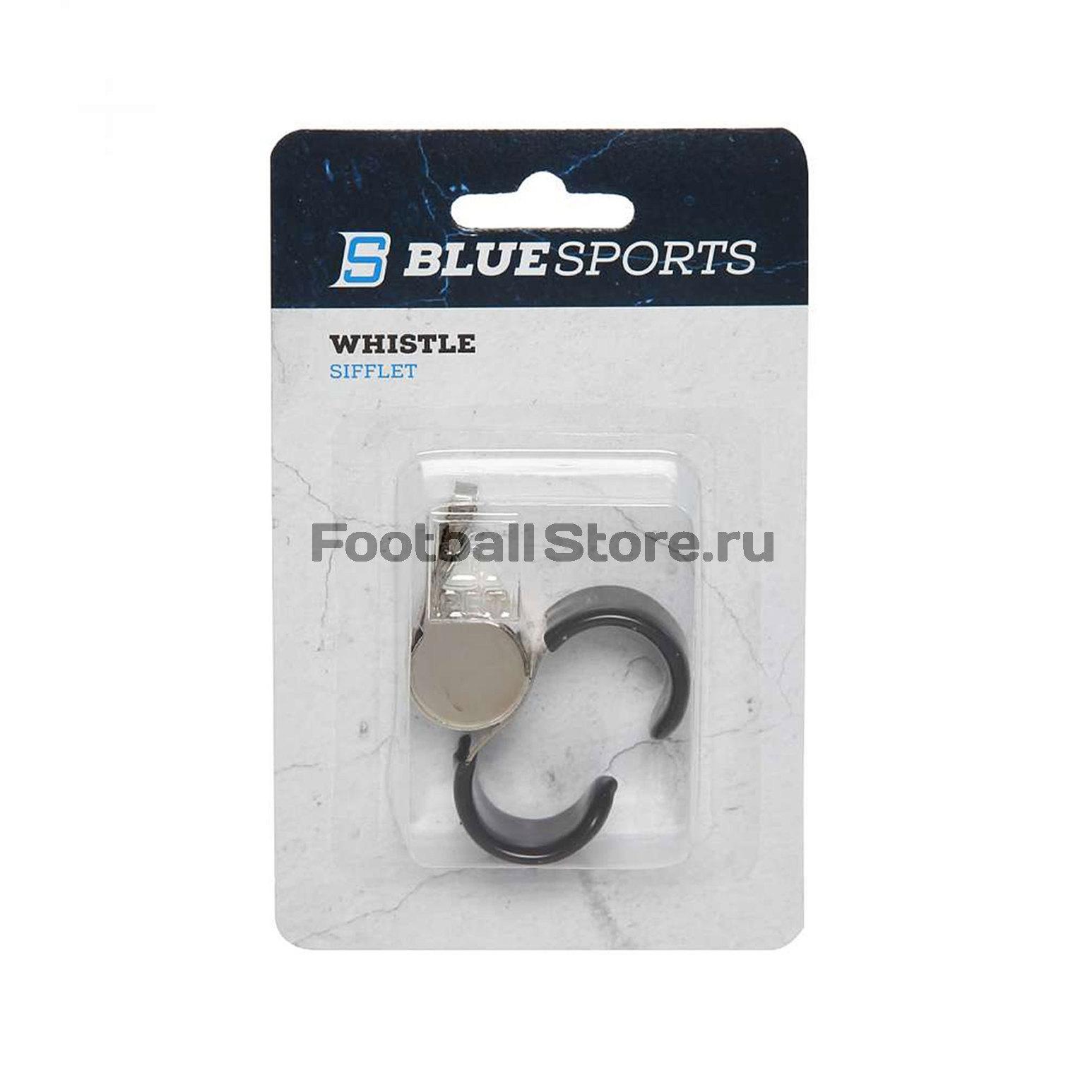 Свисток с зажимом Bluesports BL-WP-109 свисток ультразвуковой trixie