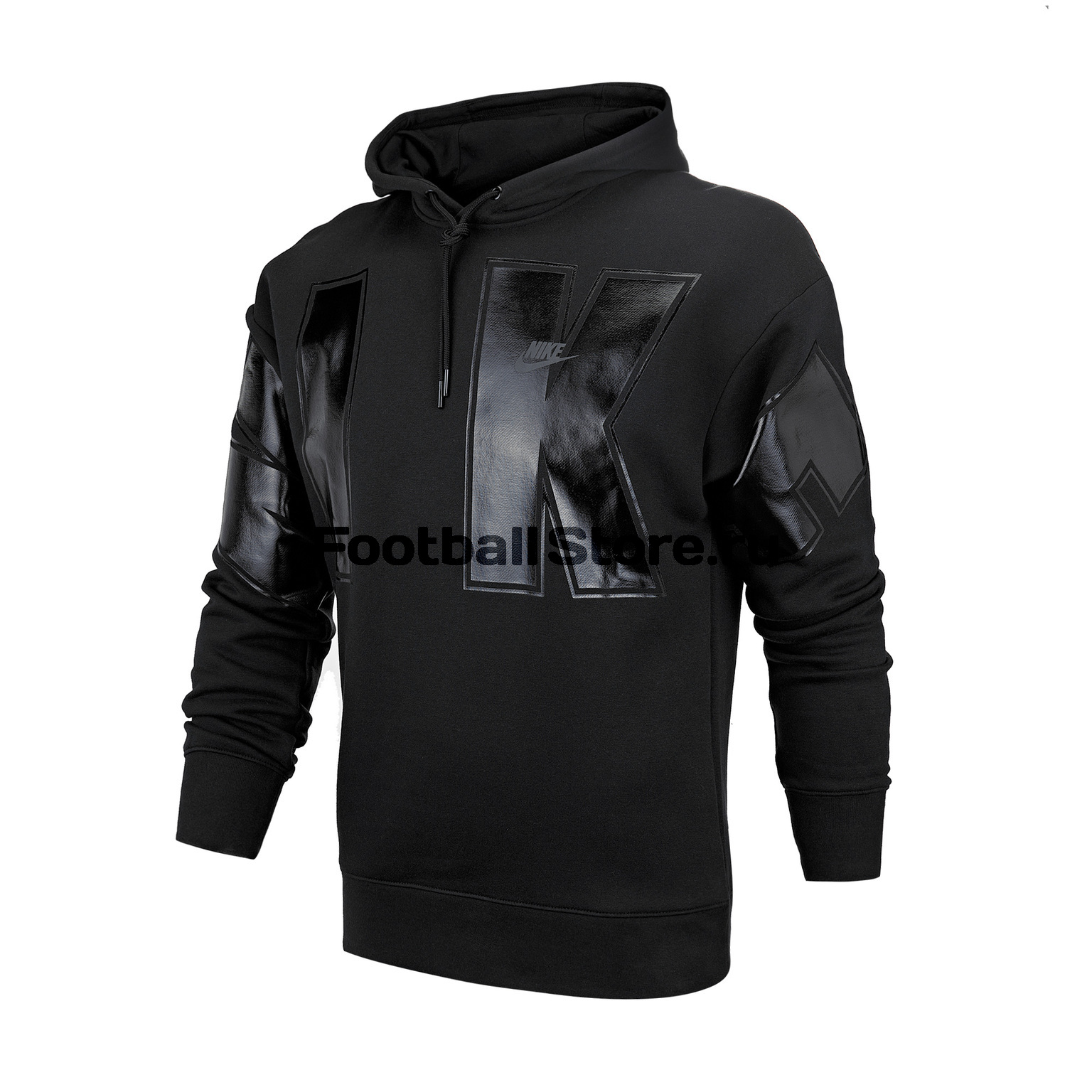 Толстовка Nike Fleece Hoodie CQ0242-011 цена