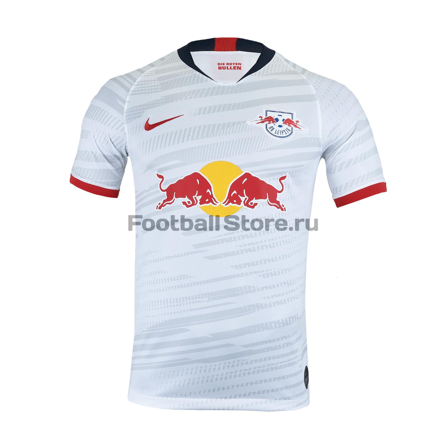 Футболка игровая домашняя Nike RB Leipzig 2019/20