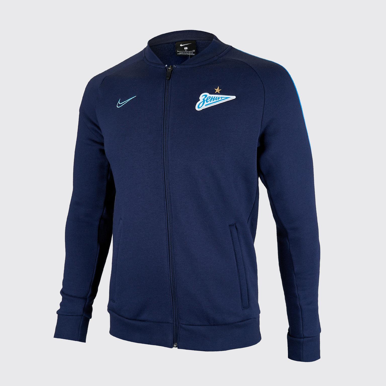 Олимпийка Nike Zenit AV9870-498 цена 2017