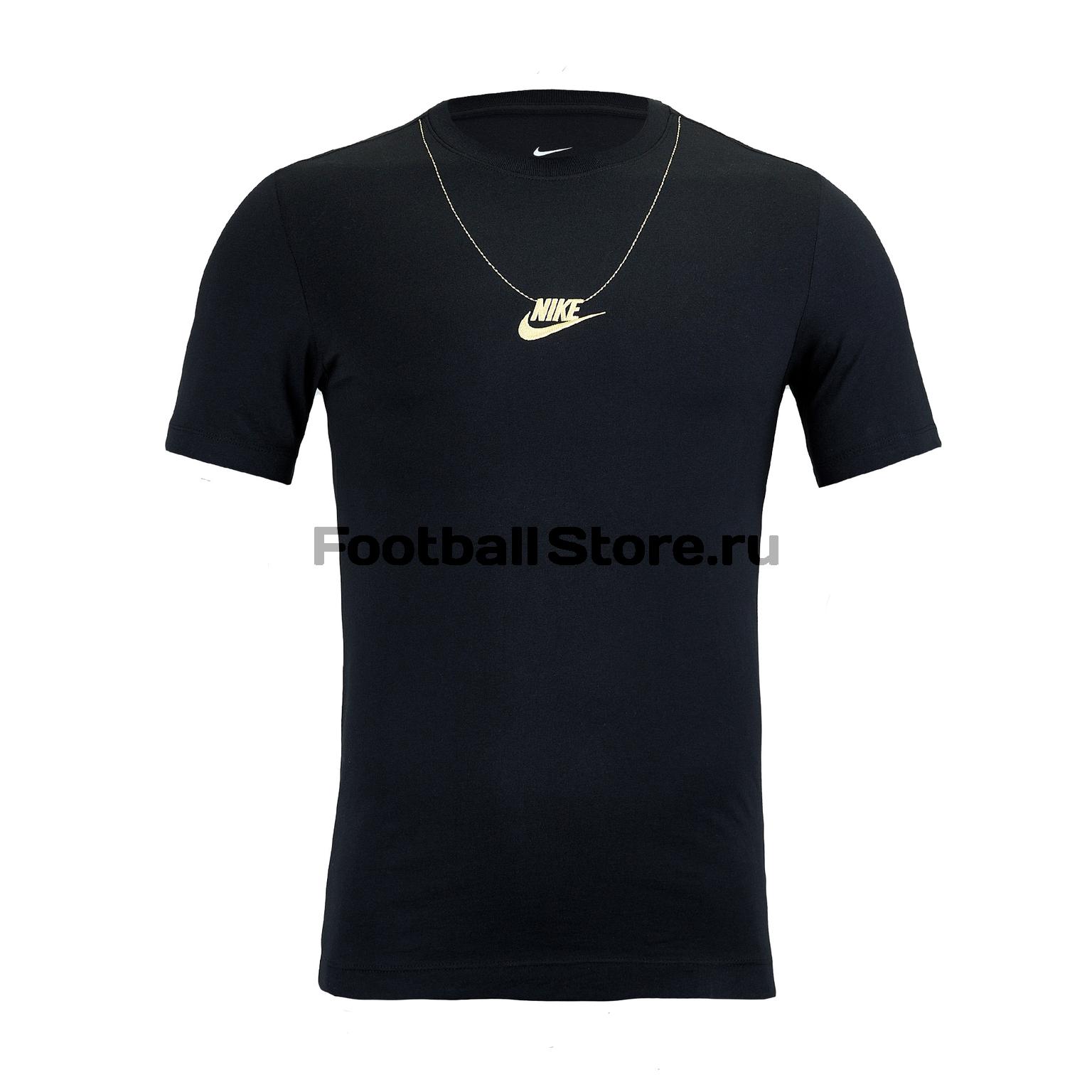 цена на Футболка хлопковая Nike Tee CJ7209-010