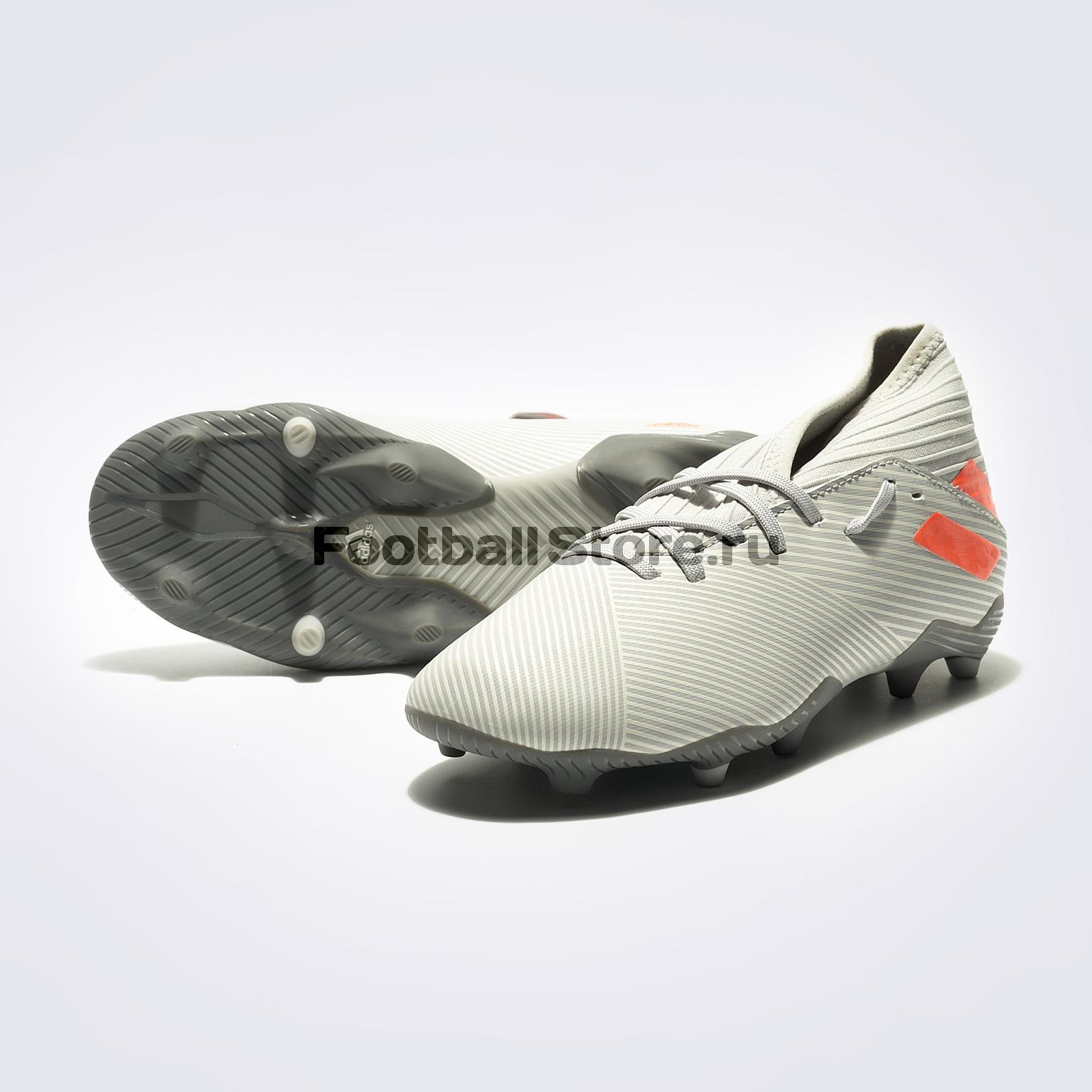 Бутсы детские Adidas Nemeziz 19.3 FG EF8302