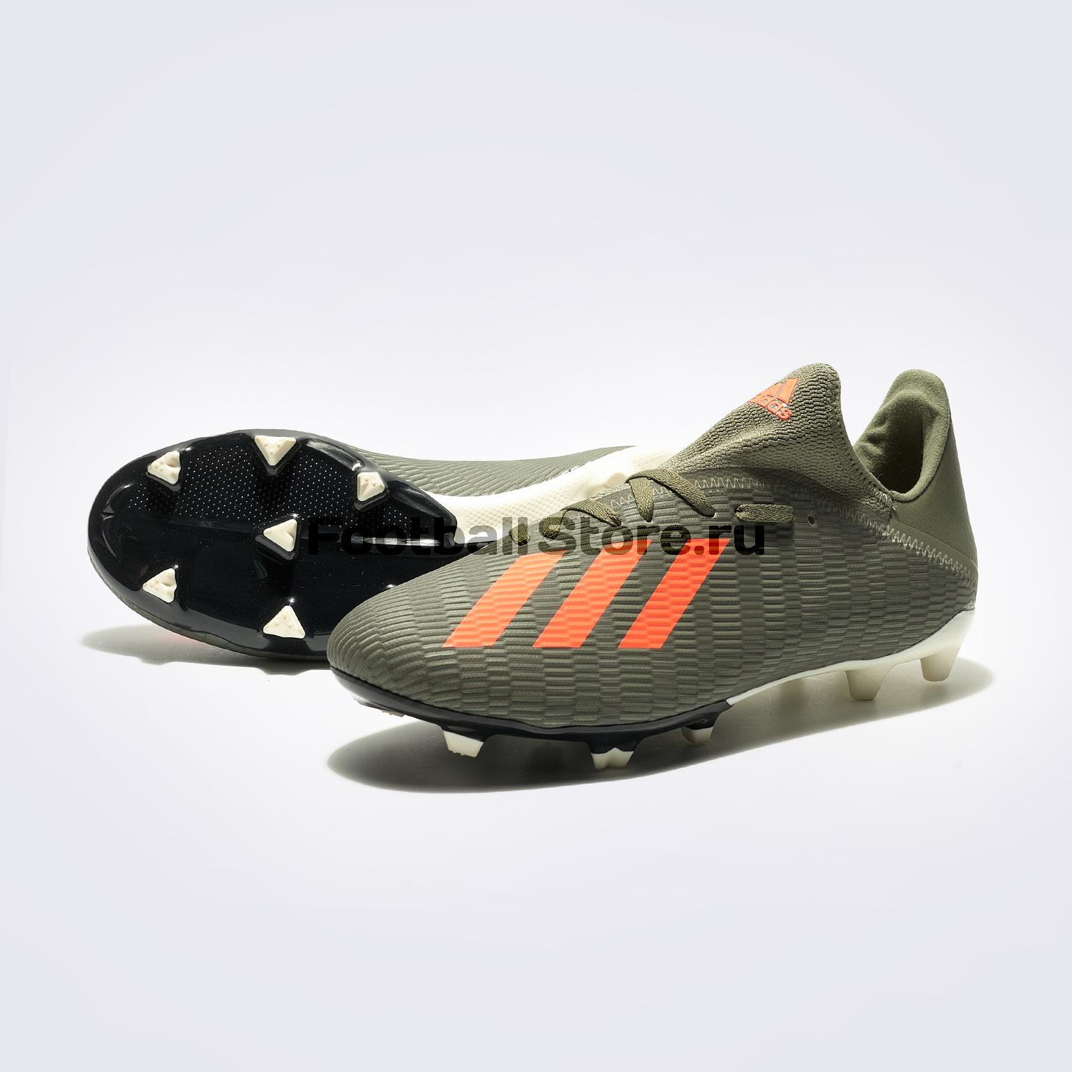 Бутсы Adidas X 19.3 FG EF8365