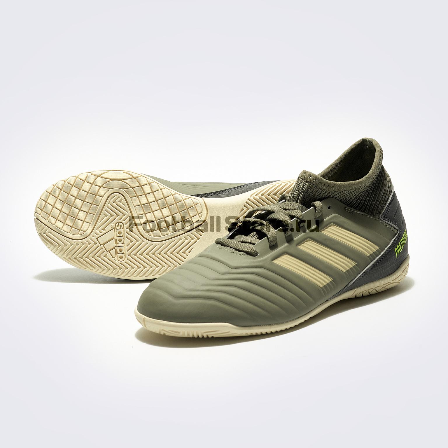Футзалки детские Adidas Predator 19.3 IN EF8219