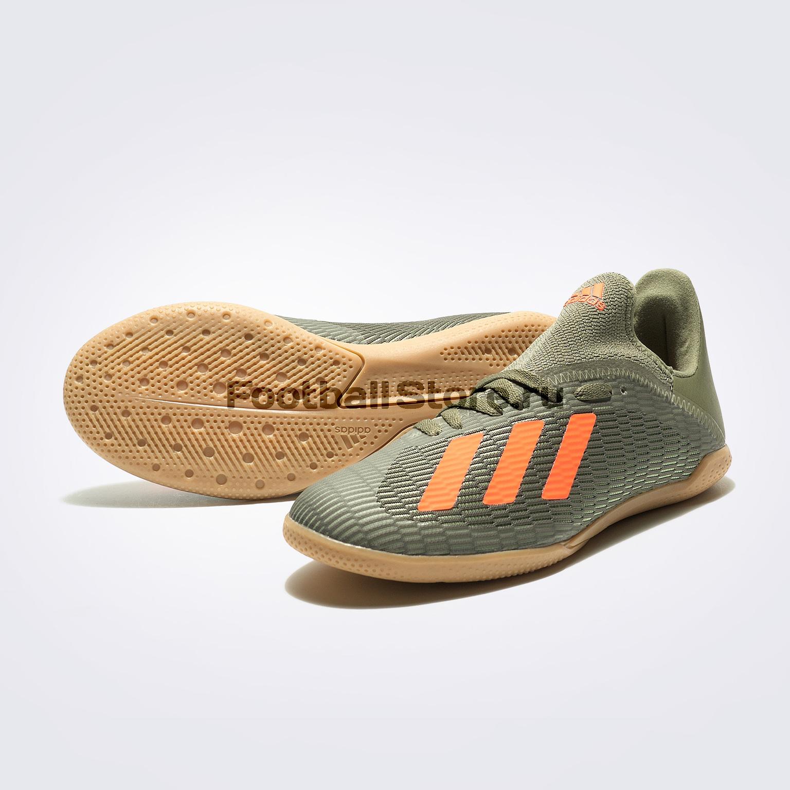 Футзалки детские Adidas X 19.3 IN EF8376