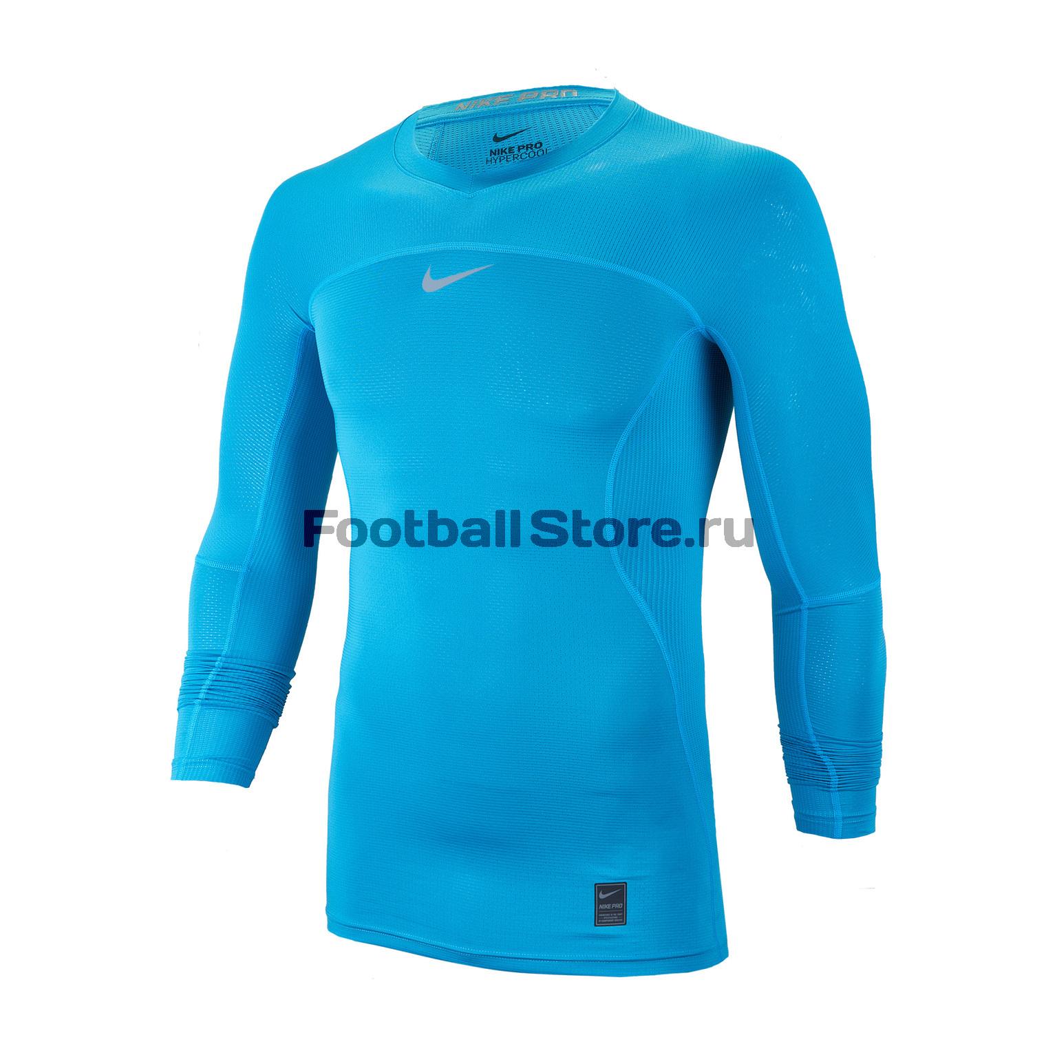Белье футболка Nike GFA Hypercool Top Comp 880203-498