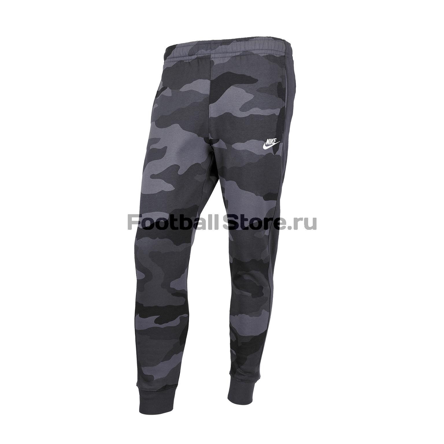 Брюки Nike Club Jogger Camo BV3628-021 drawstring waist insert jogger pants