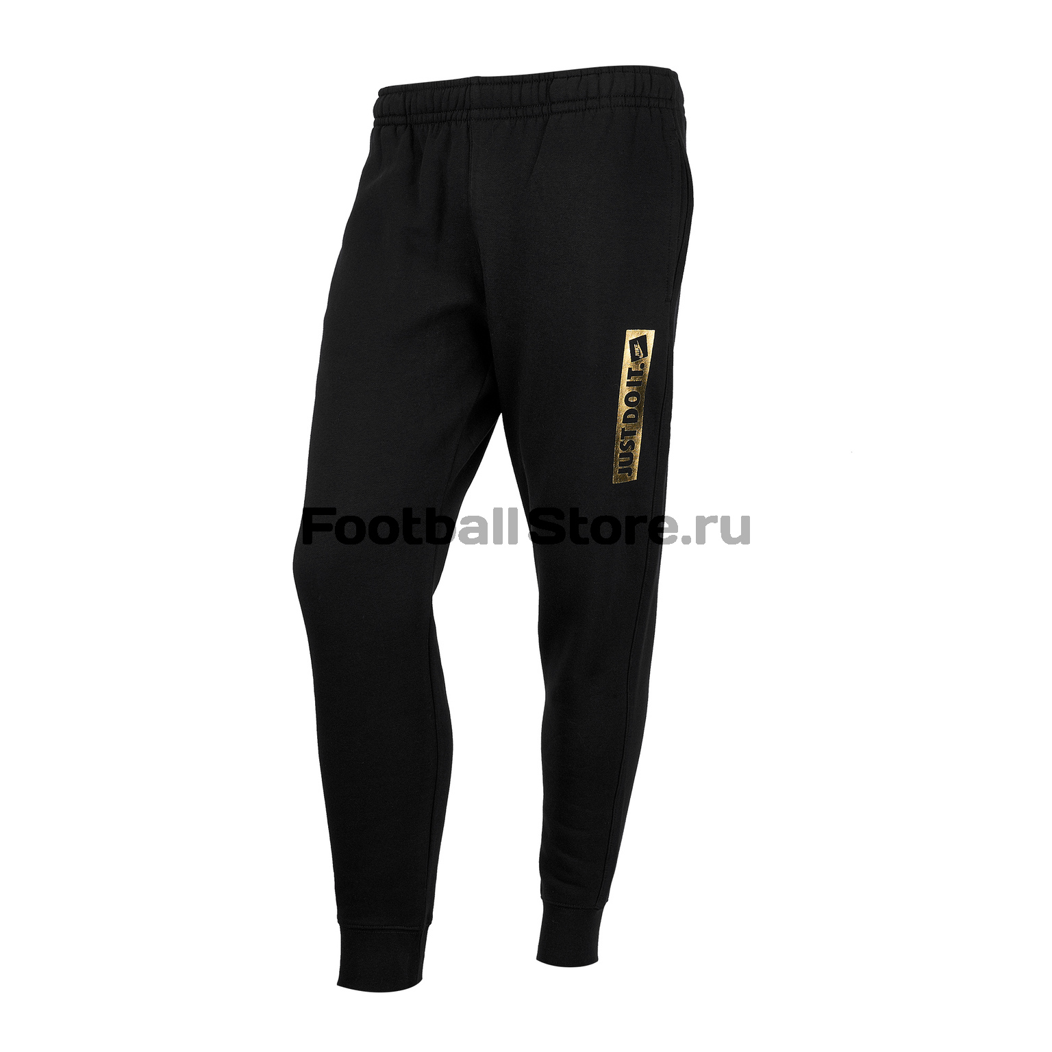 Брюки Nike Jogger Metallic CQ4516-010 drawstring waist insert jogger pants