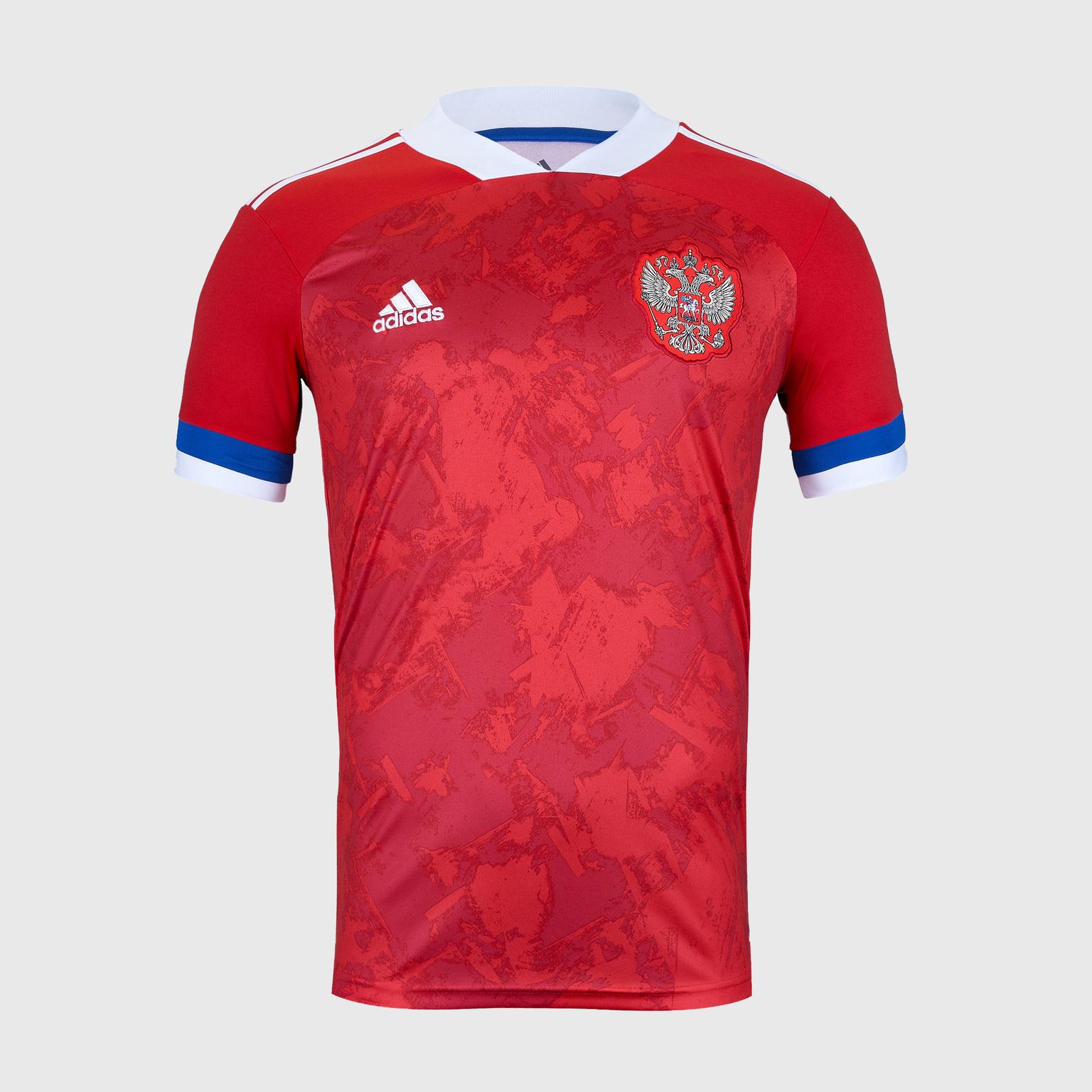 Домашняя футболка Adidas сборной России FK4440