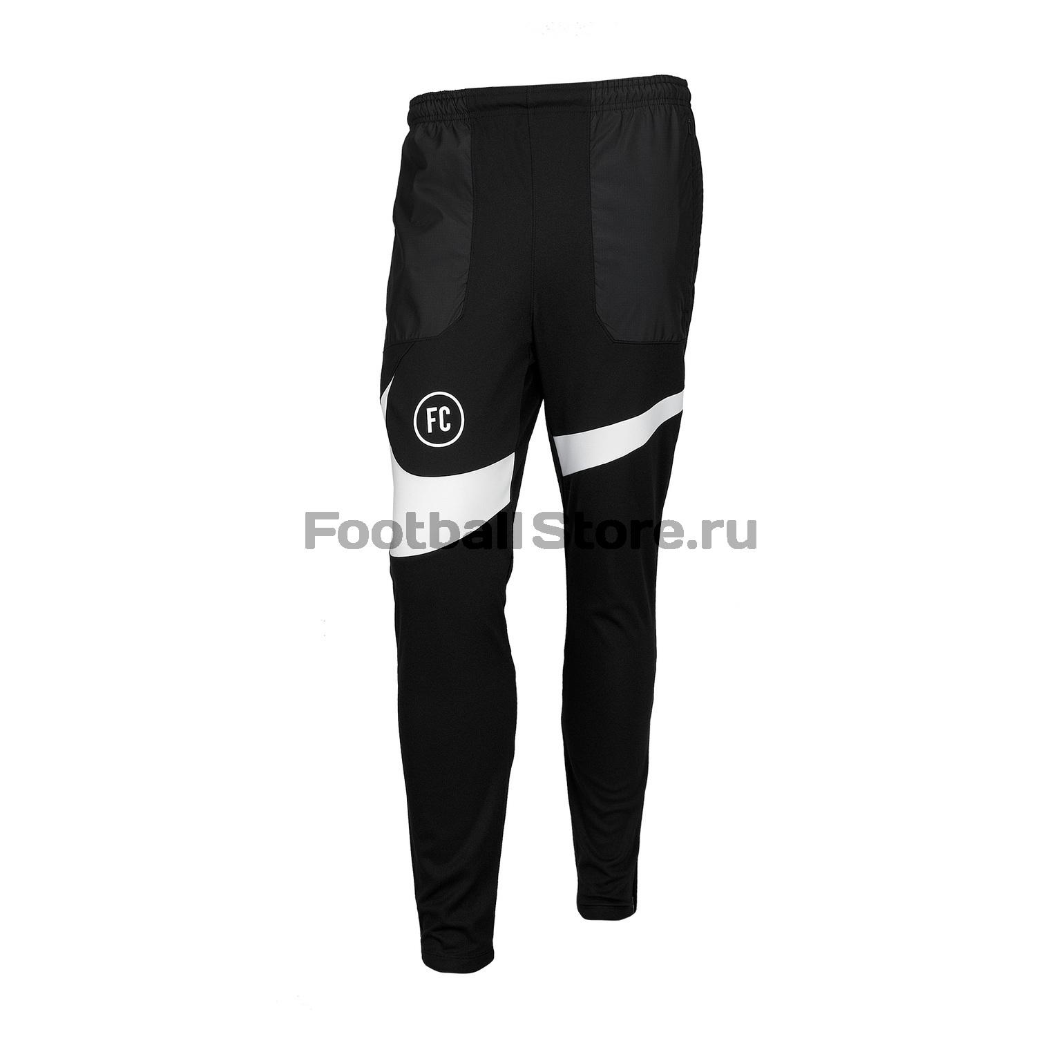 Брюки Nike F.C. Pant AT6103-011 цена