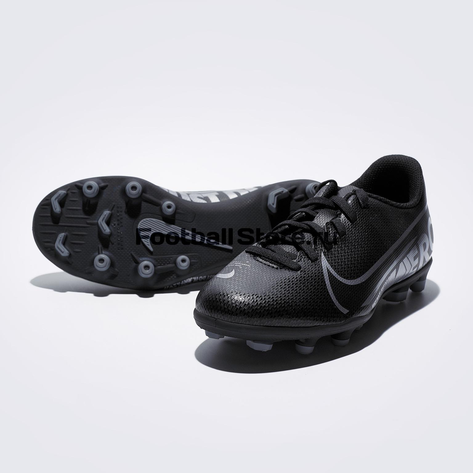 цена на Бутсы детские Nike Vapor 13 Club FG/MG AT8161-001