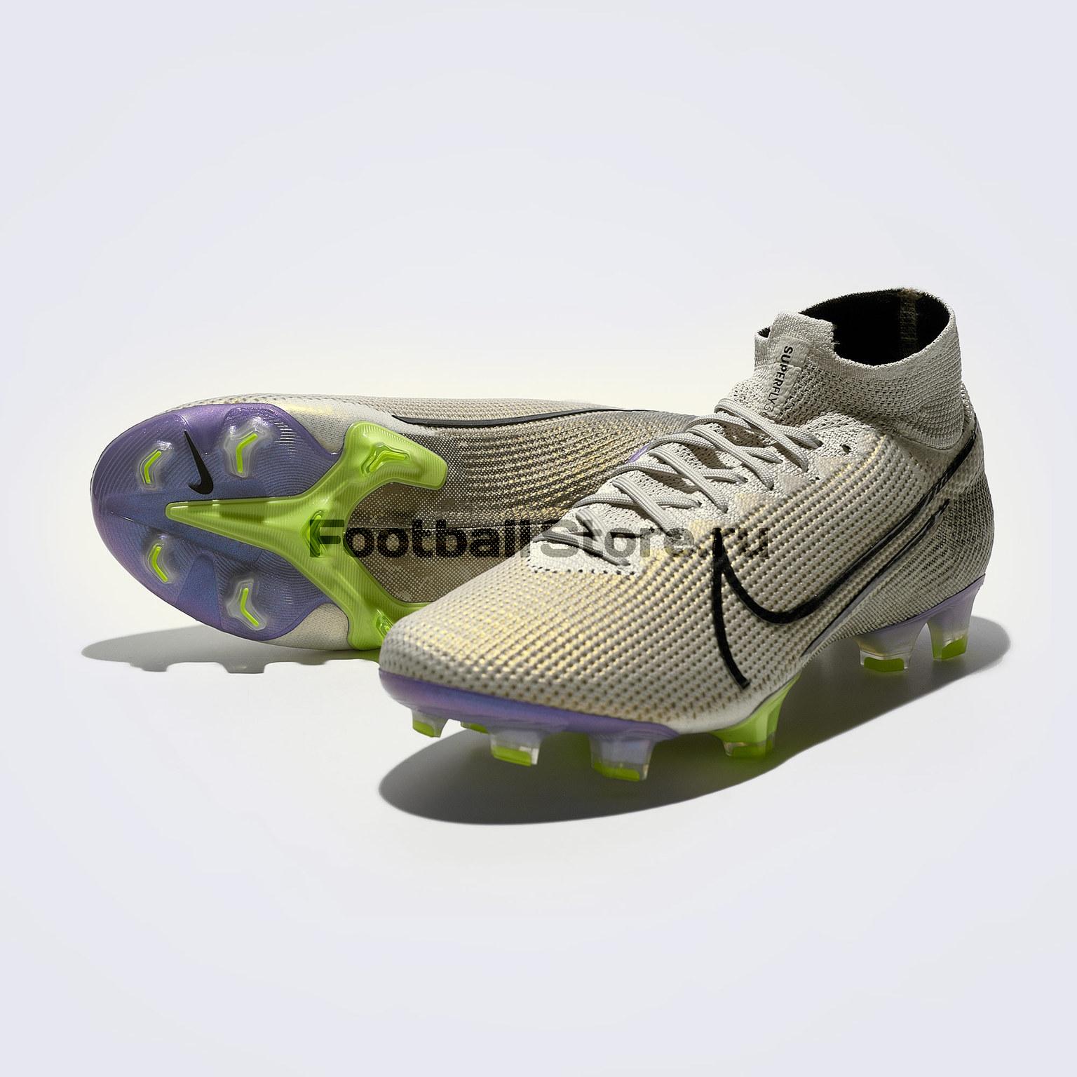 Бутсы Nike Superfly 7 Elite FG AQ4174-005 бутсы nike superfly 6 elite fg ah7365 400