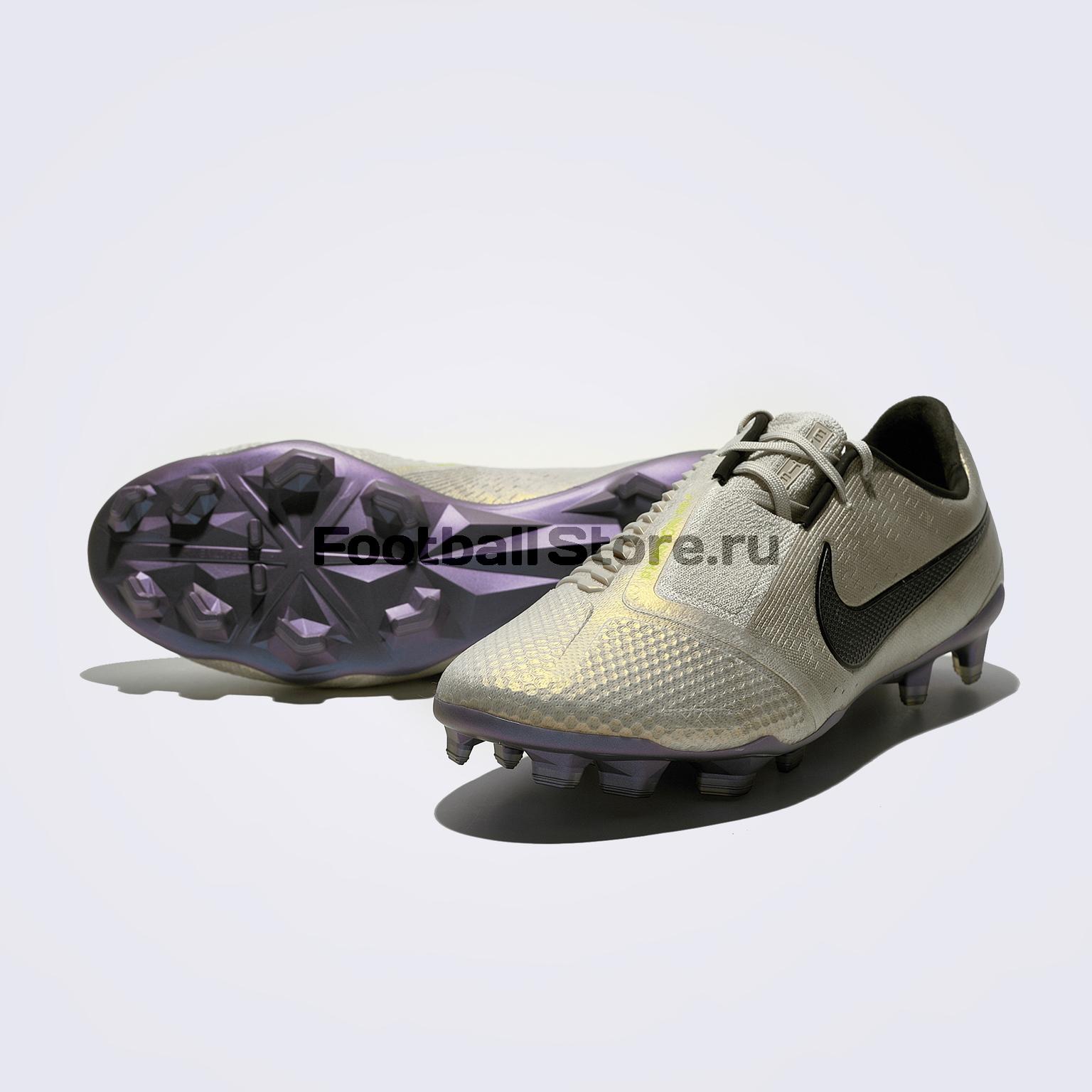 Бутсы Nike Phantom Venom Elite FG AO7540-005 цена и фото