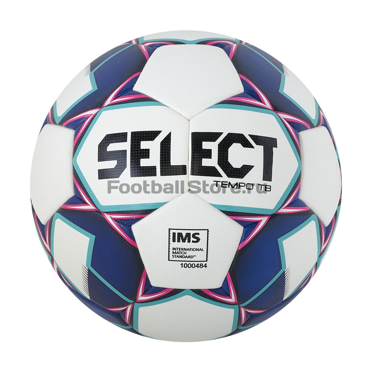 Футбольный мяч Select Tempo 810416-009 мяч футбольный select brillant replica размер 5