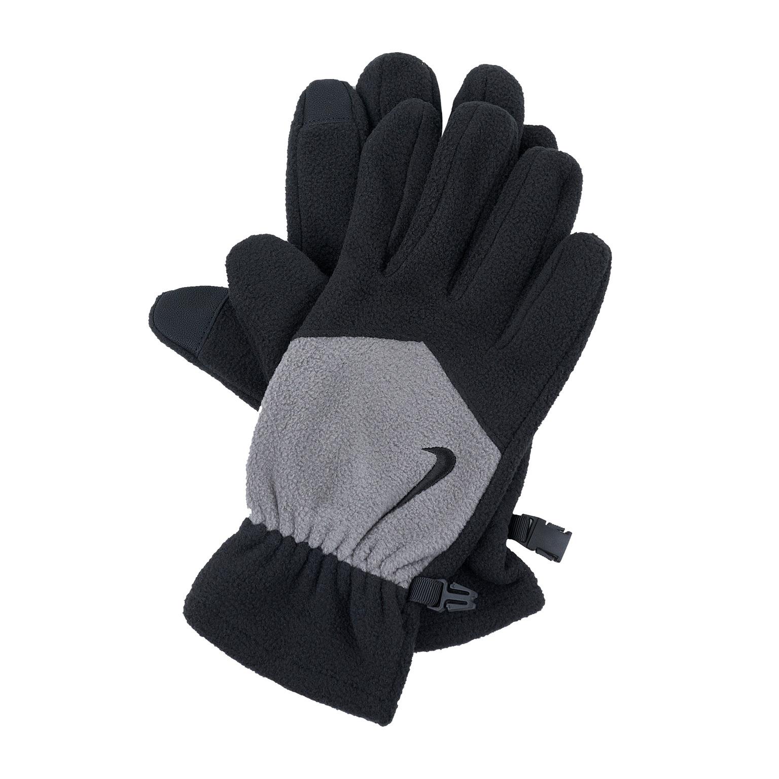 Перчатки тренировочные Nike Fleece Tech N.WG.C3.035 цена 2017