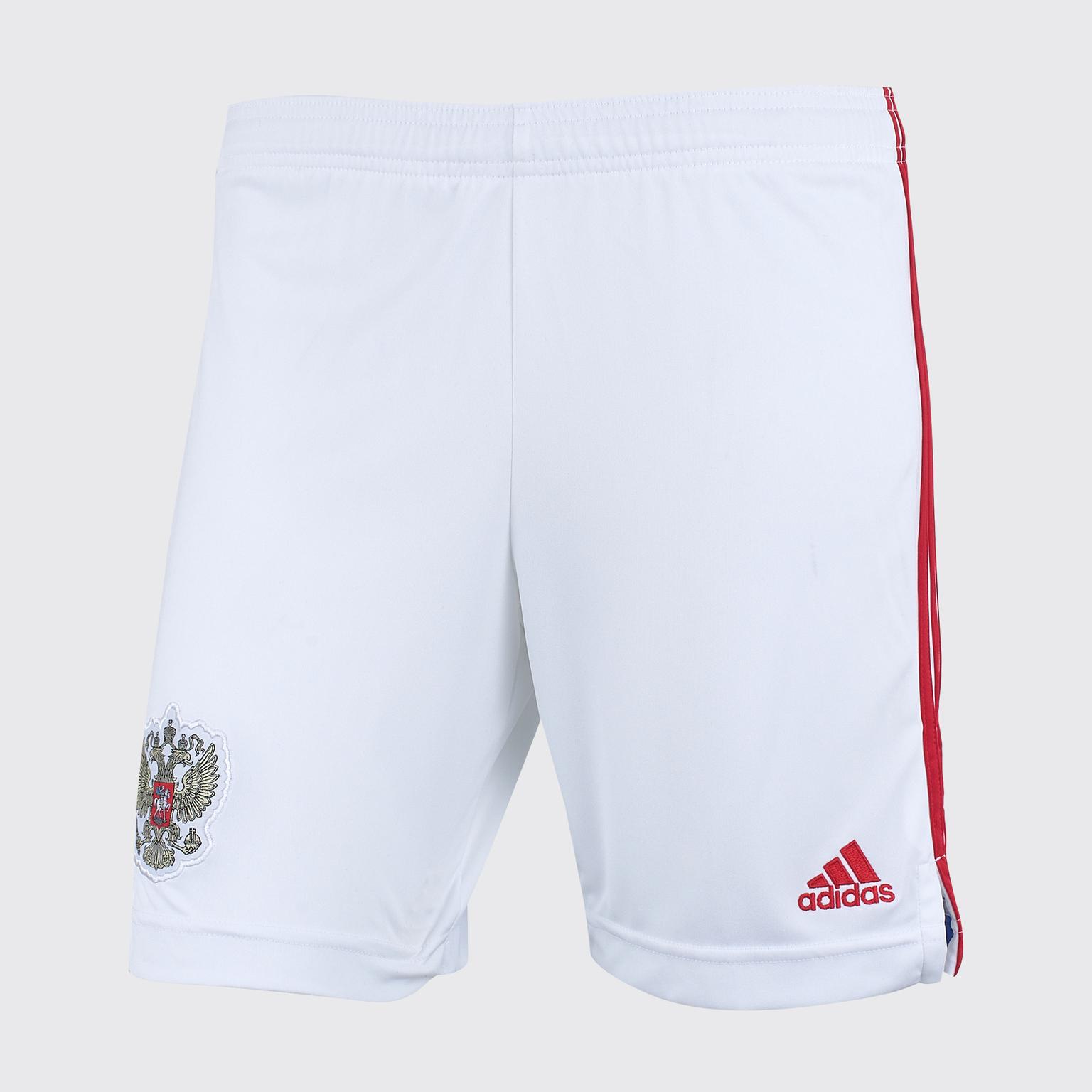 Шорты подростковые домашние Adidas сборной России FK4438 шорты домашние tezenis tezenis mp002xw0r94p
