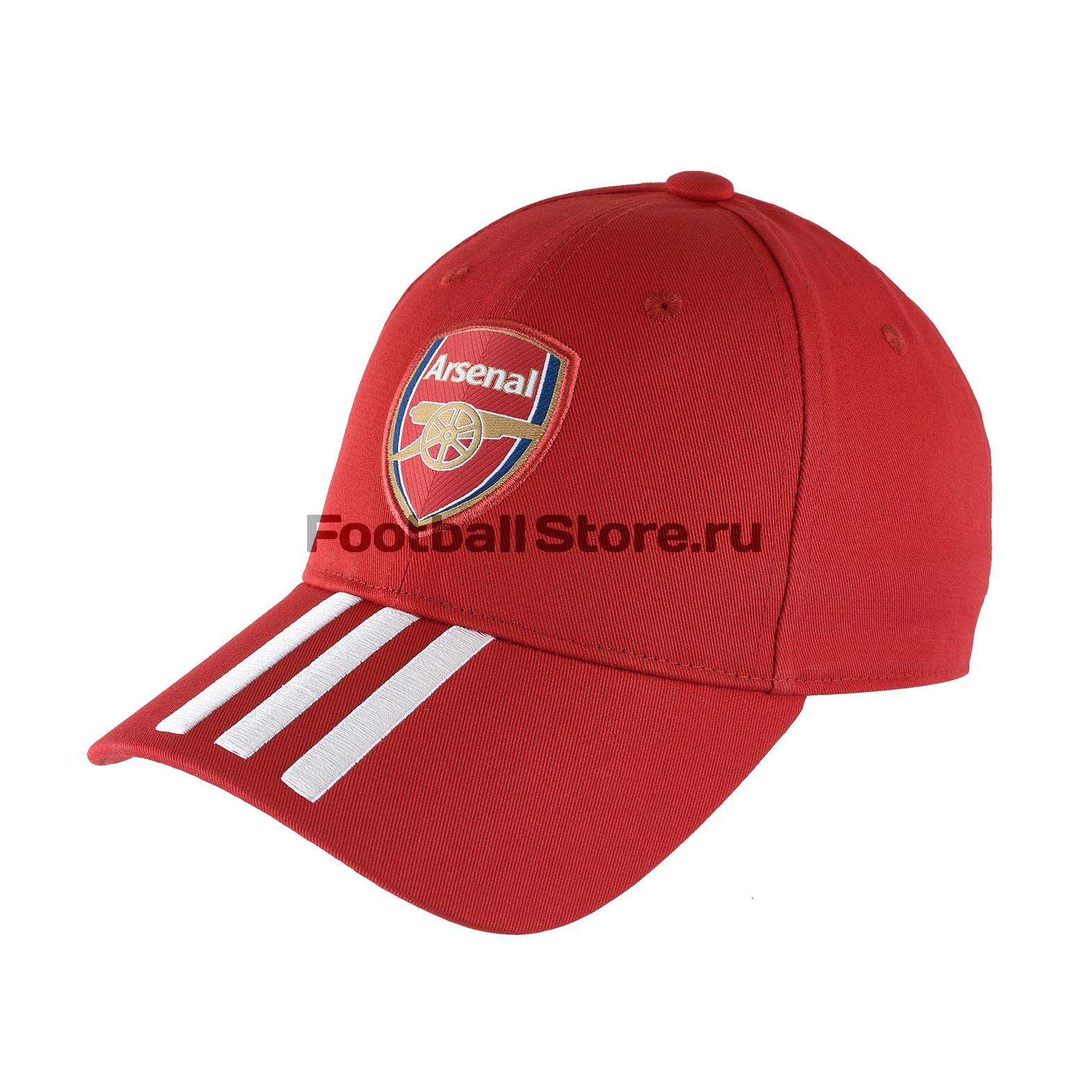 Бейсболка Adidas Arsenal C40 Cap EH5083 бейсболка adidas adidas ad002cualsk5
