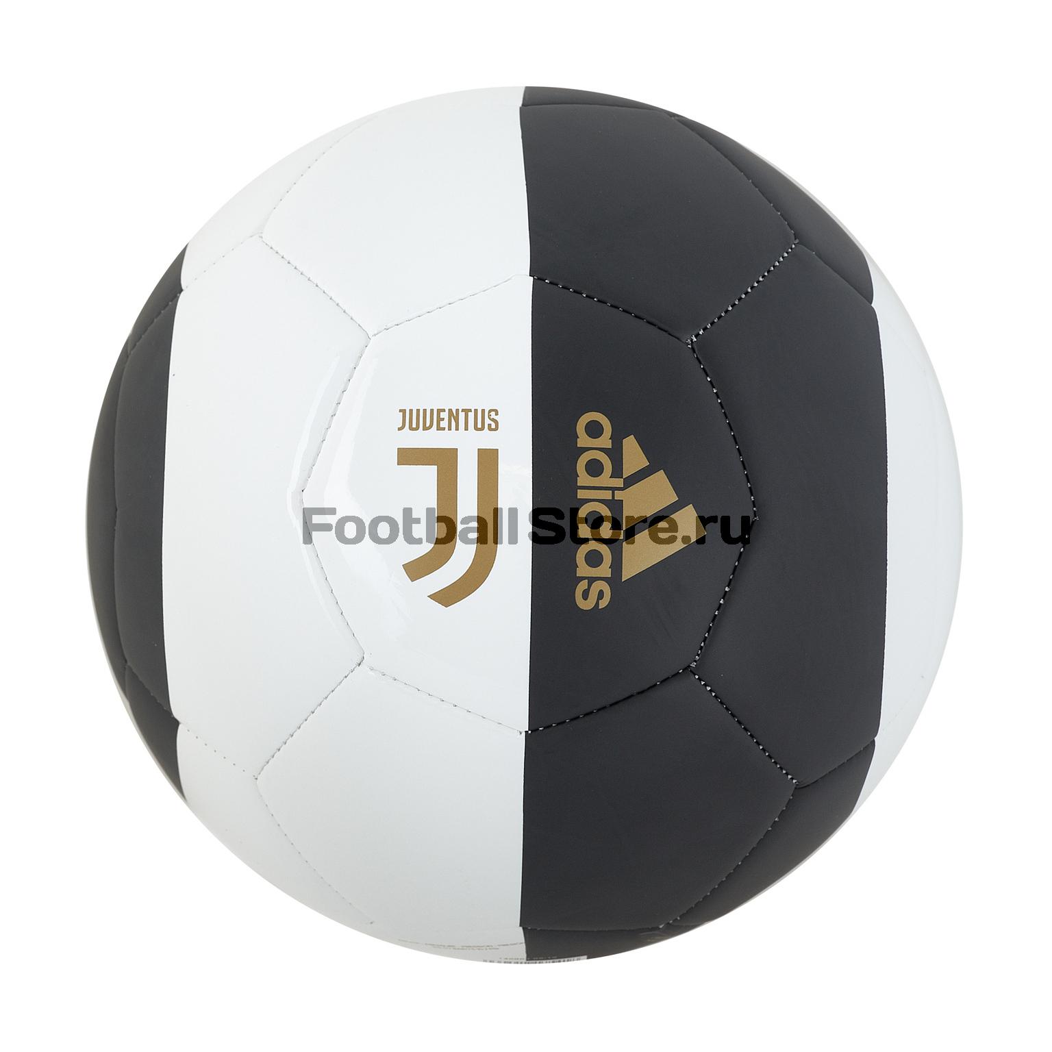Футбольный мяч Adidas Juventus DY2528 шарф болельщика adidas juventus dy7518