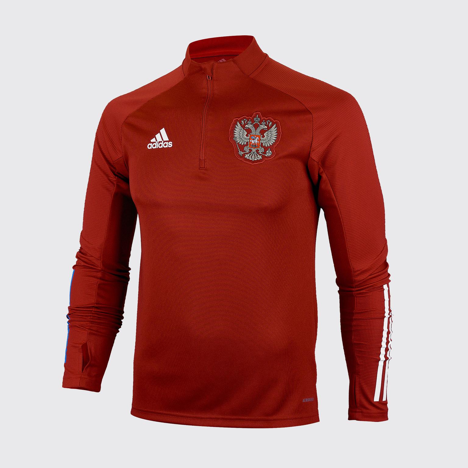 Свитер тренировочный Adidas Russia FS7173