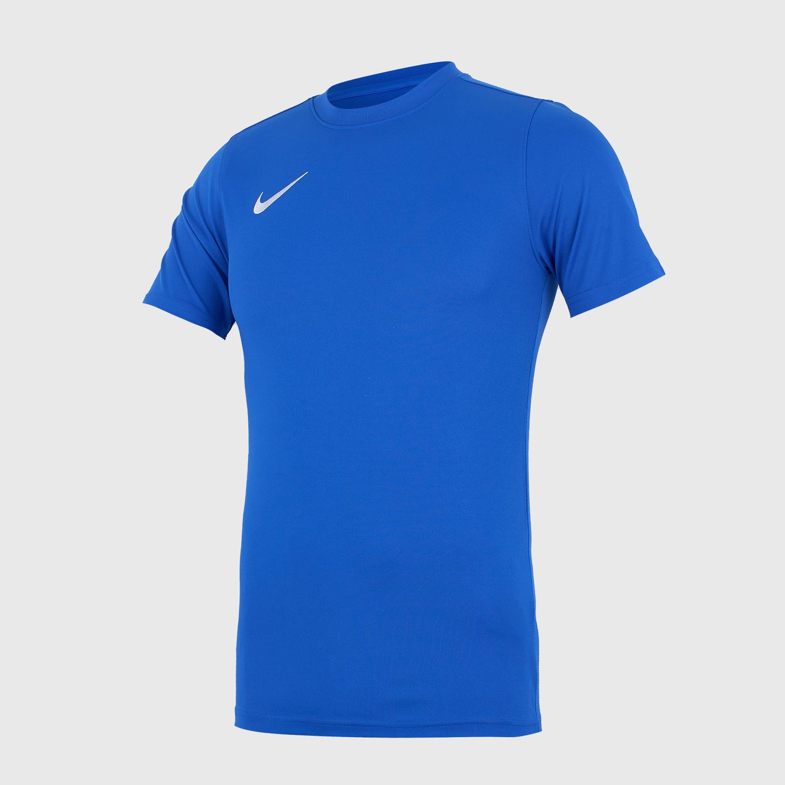 Футболка игровая Nike Dry Park VII BV6708-463 цена и фото