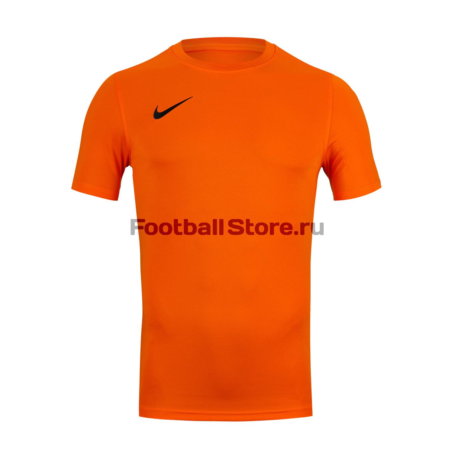 Футболка игровая Nike Dry Park VII BV6708-819 цена и фото