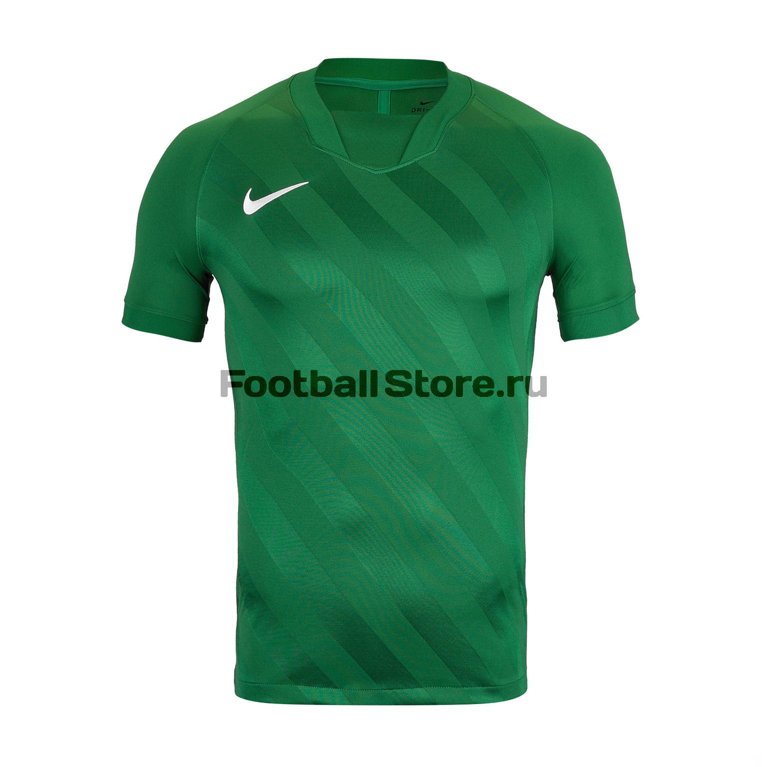 Футболка игровая Nike Dry Challenge III BV6703-302 цена и фото